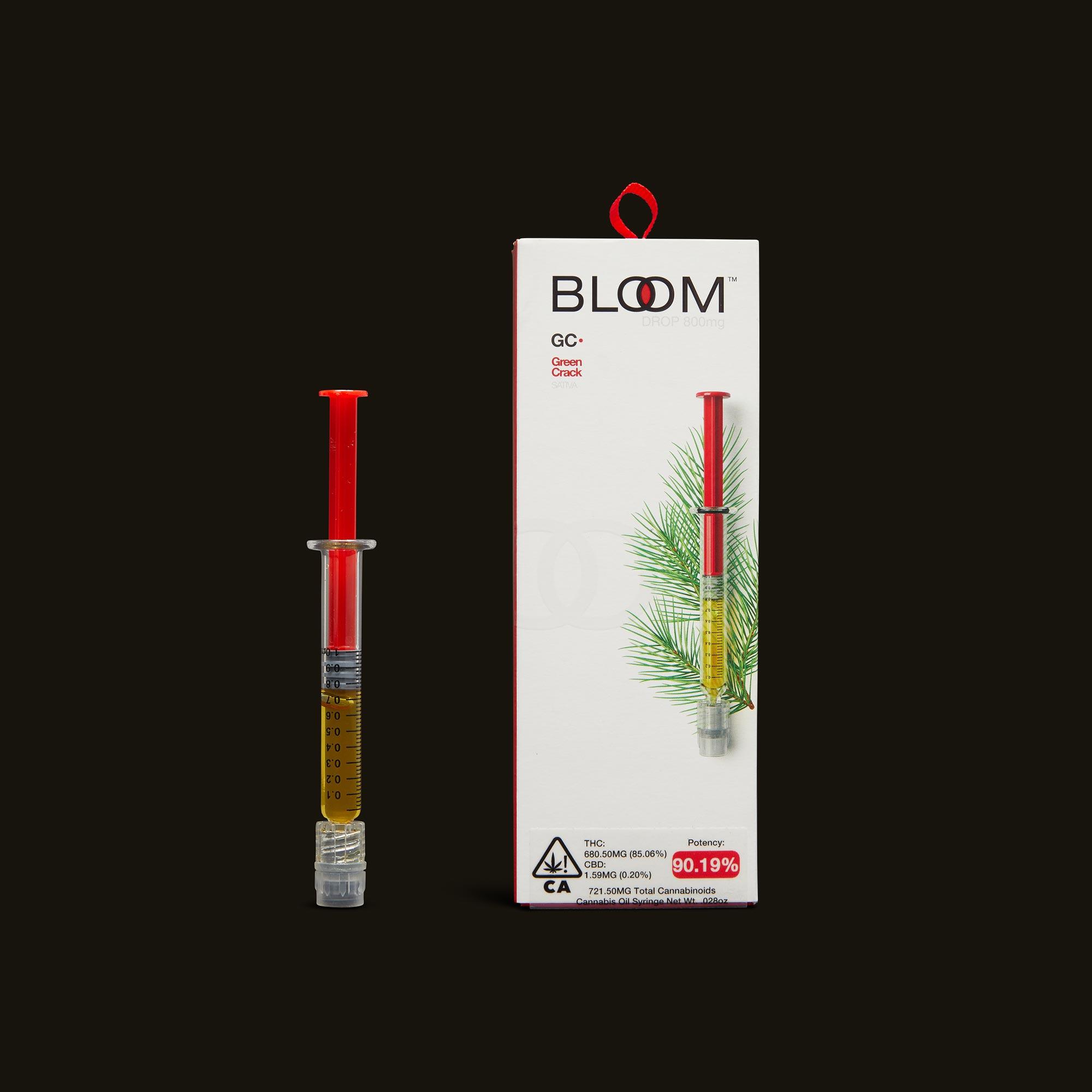 Bloom Brands Green Crack Drop