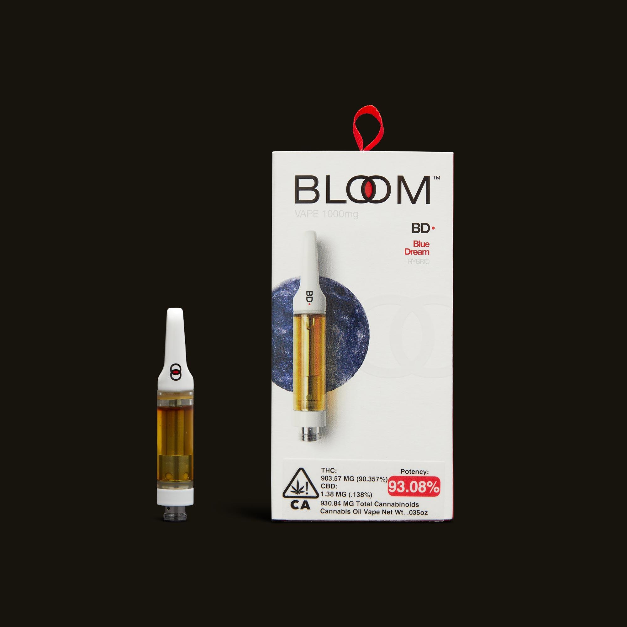 Bloom Brands Blue Dream Cartridge - 1g