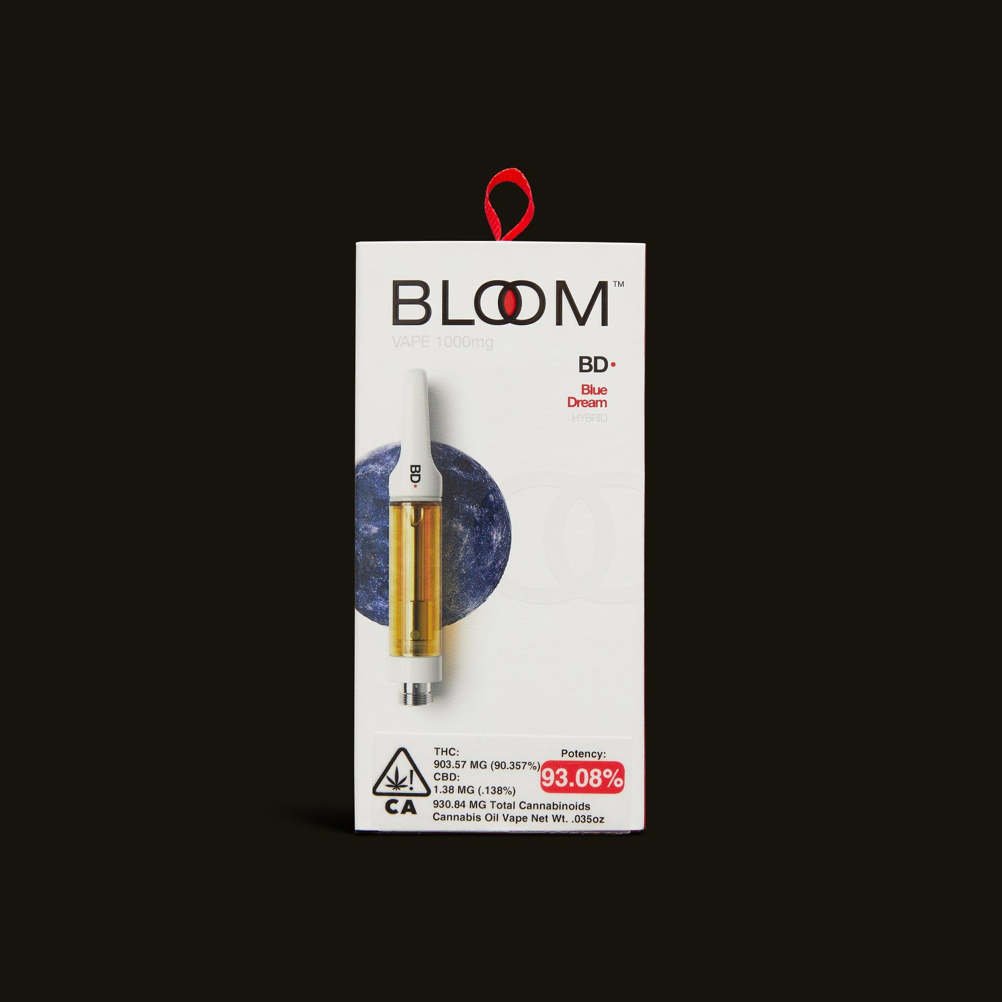 Blue Dream Cartridge - 1g - 1g cartridge