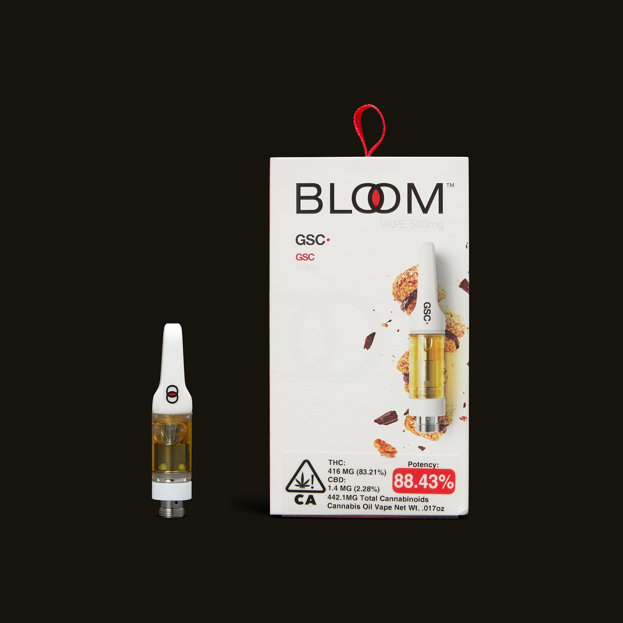 Bloom Brands GSC Cartridge - .5g