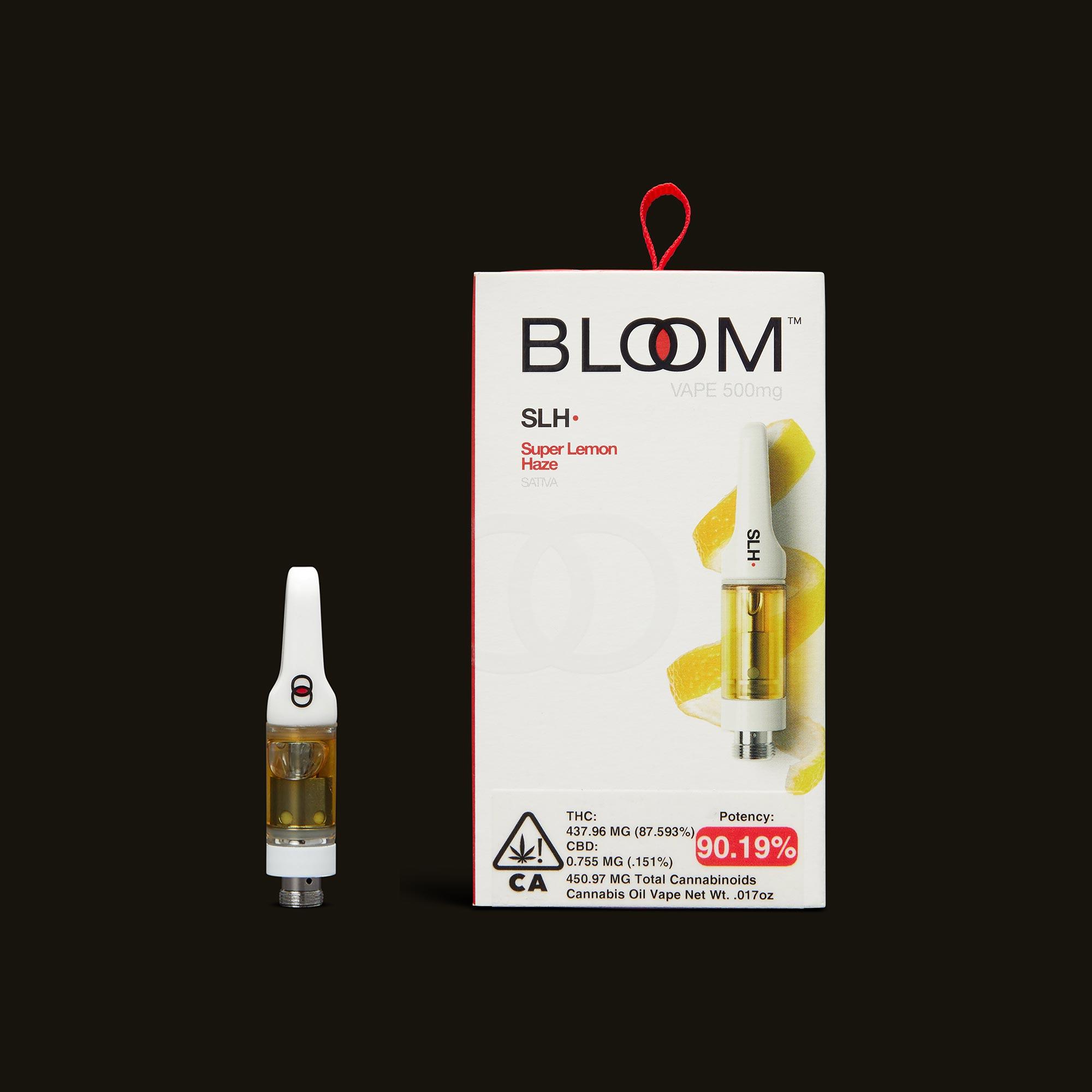 Bloom Brands Super Lemon Haze Cartridge - .5g