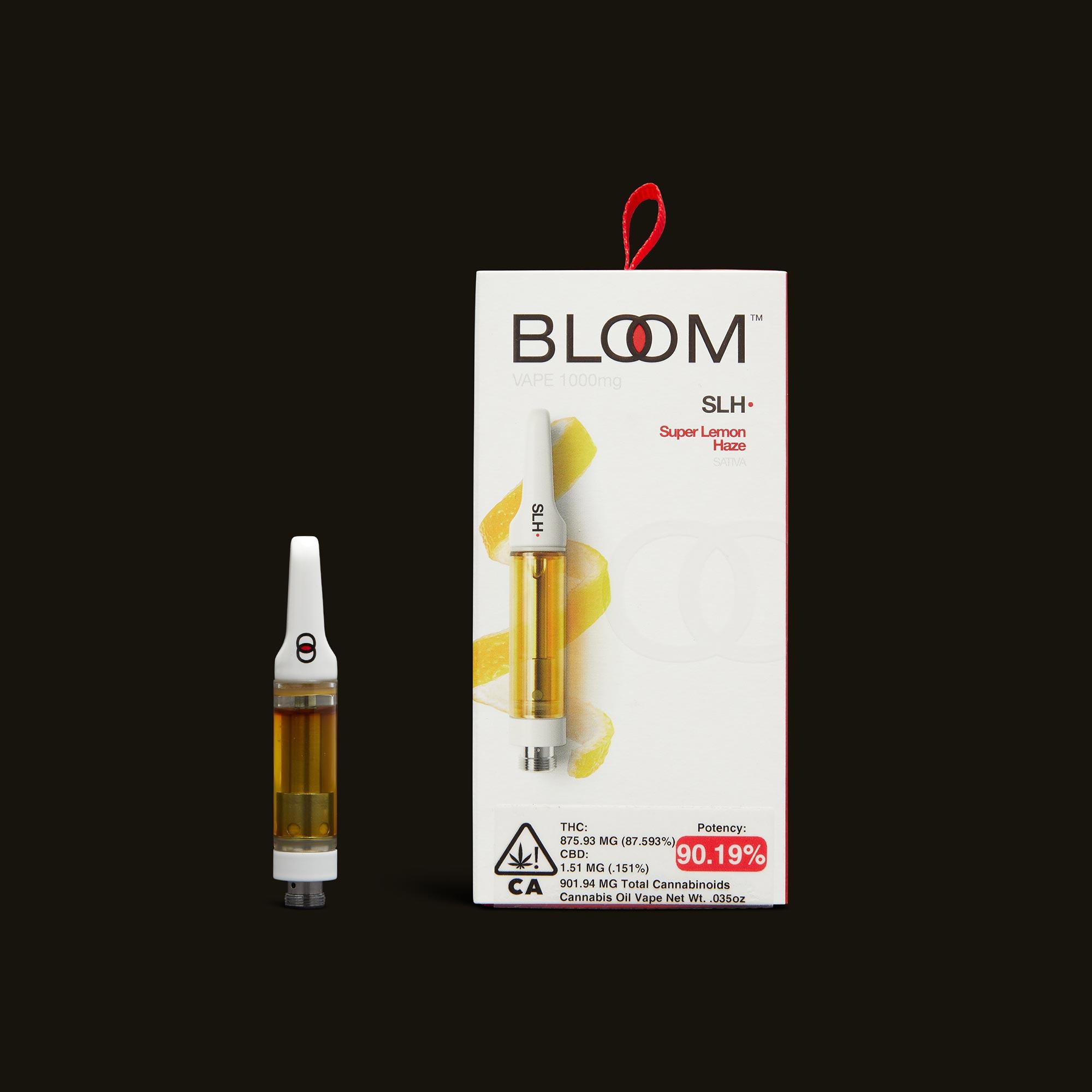 Bloom Brands Super Lemon Haze Cartridge - 1g