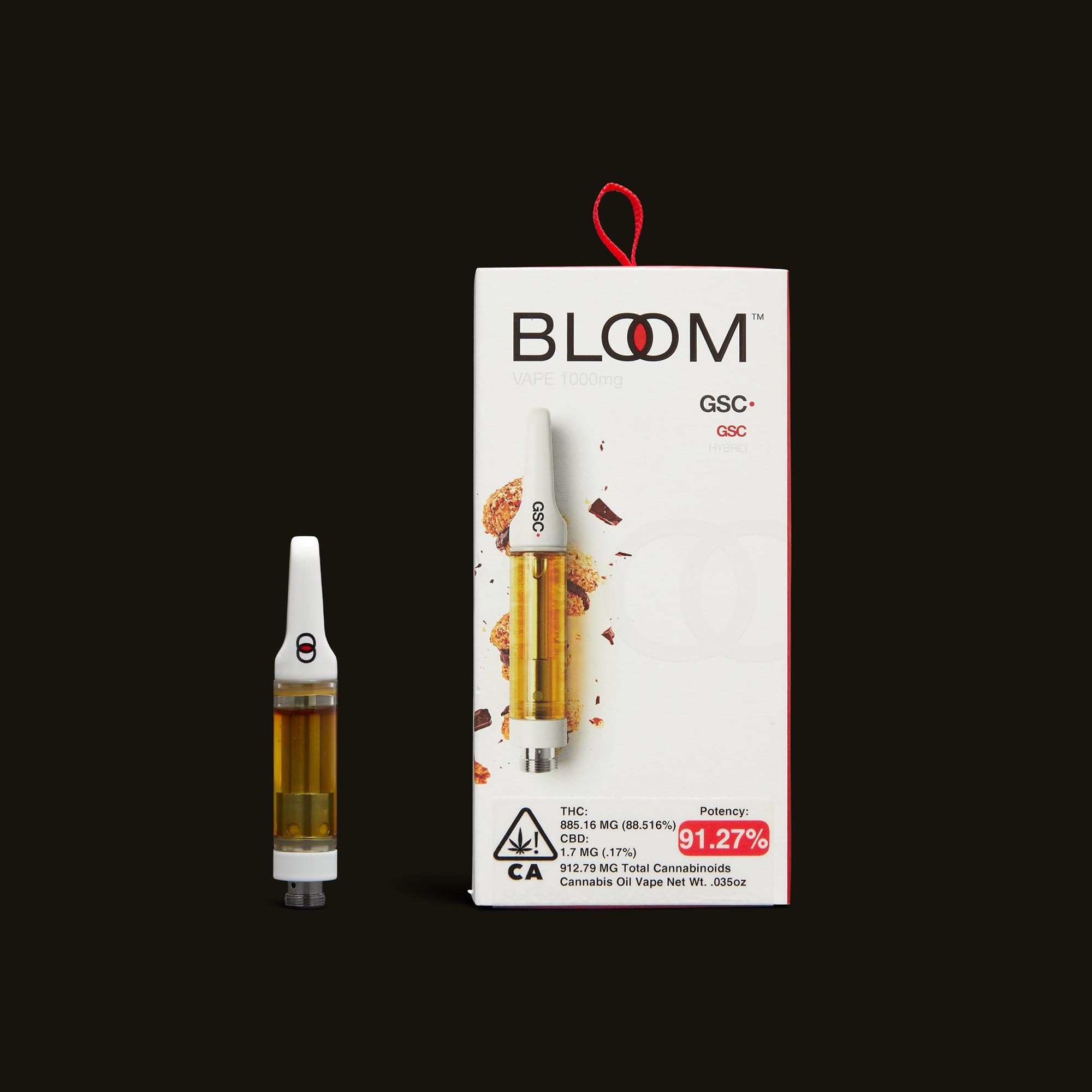 Bloom Brands GSC Cartridge - 1g