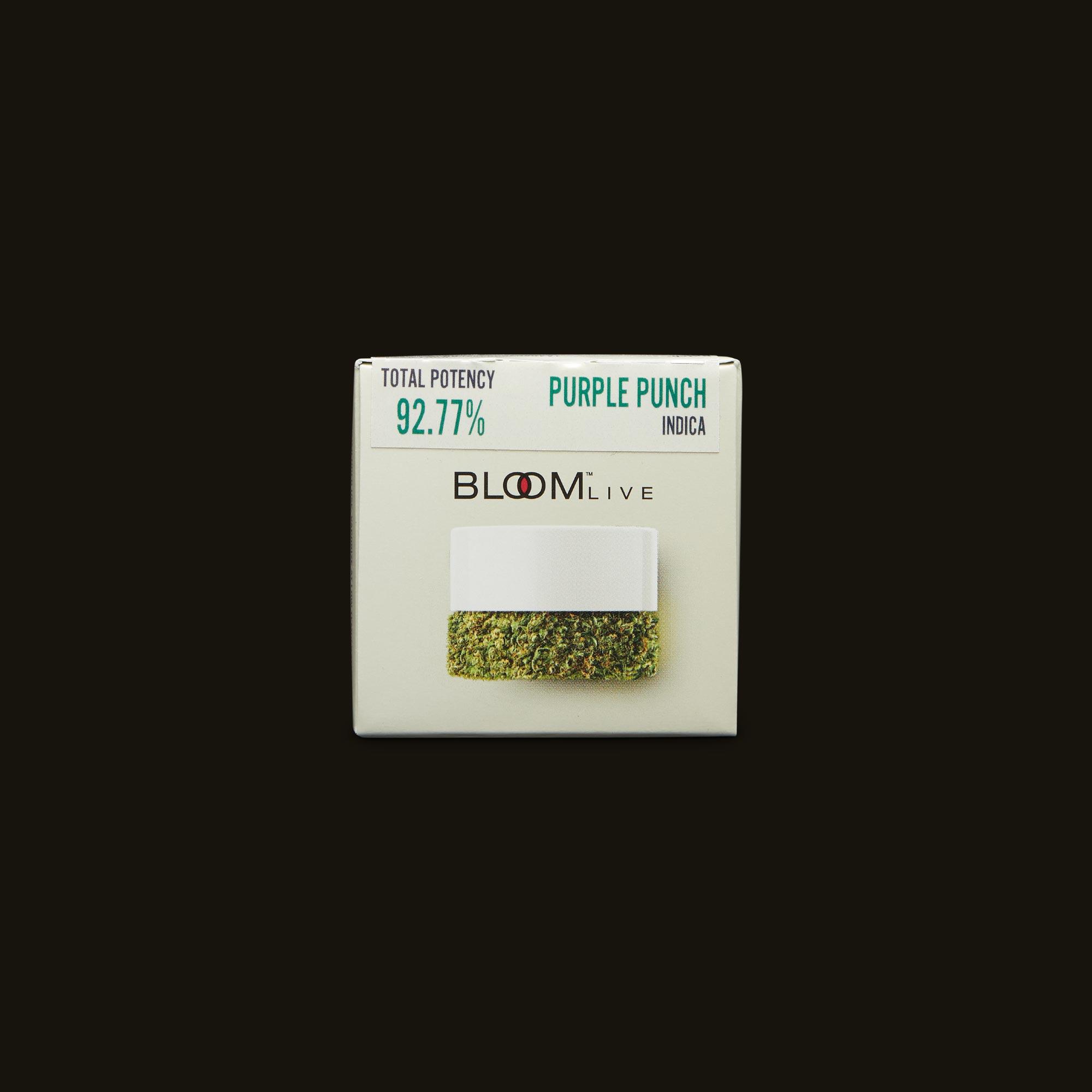 Purple Punch Live Budder - 1g