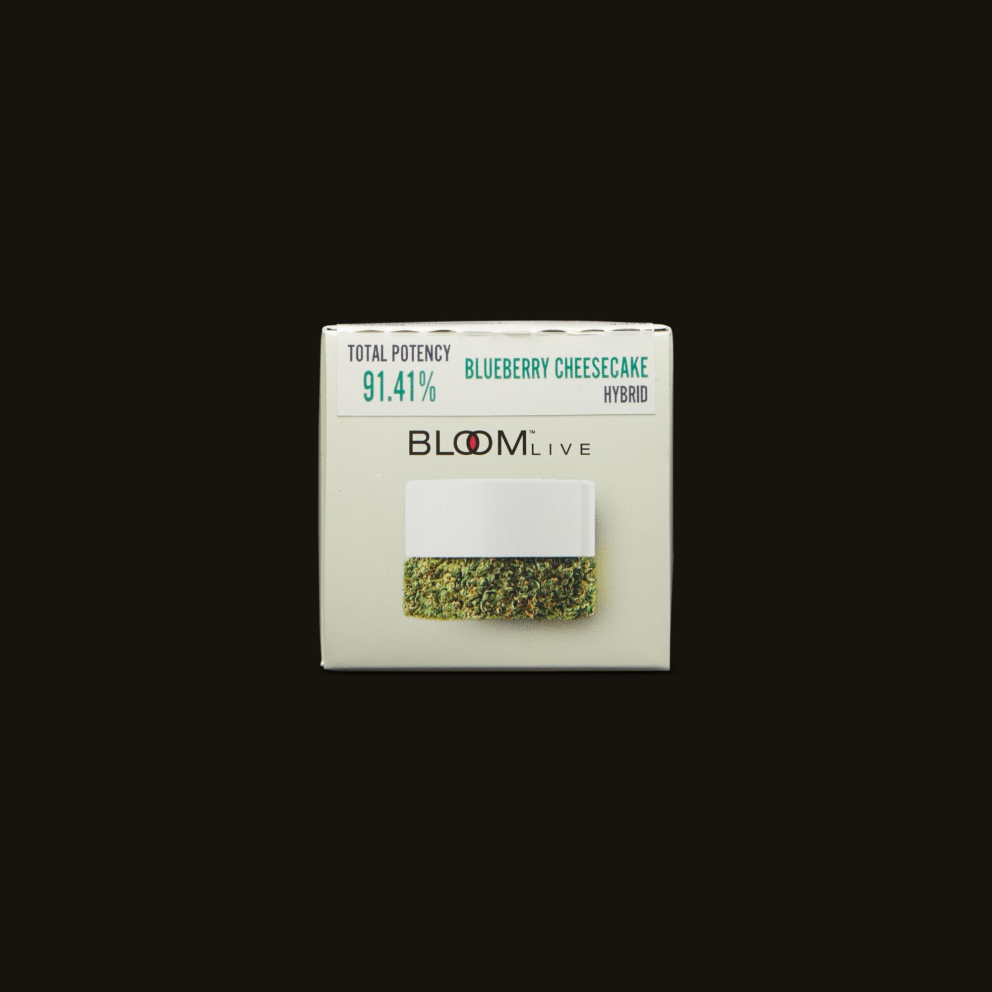 Blueberry Cheesecake Live Budder - 1g