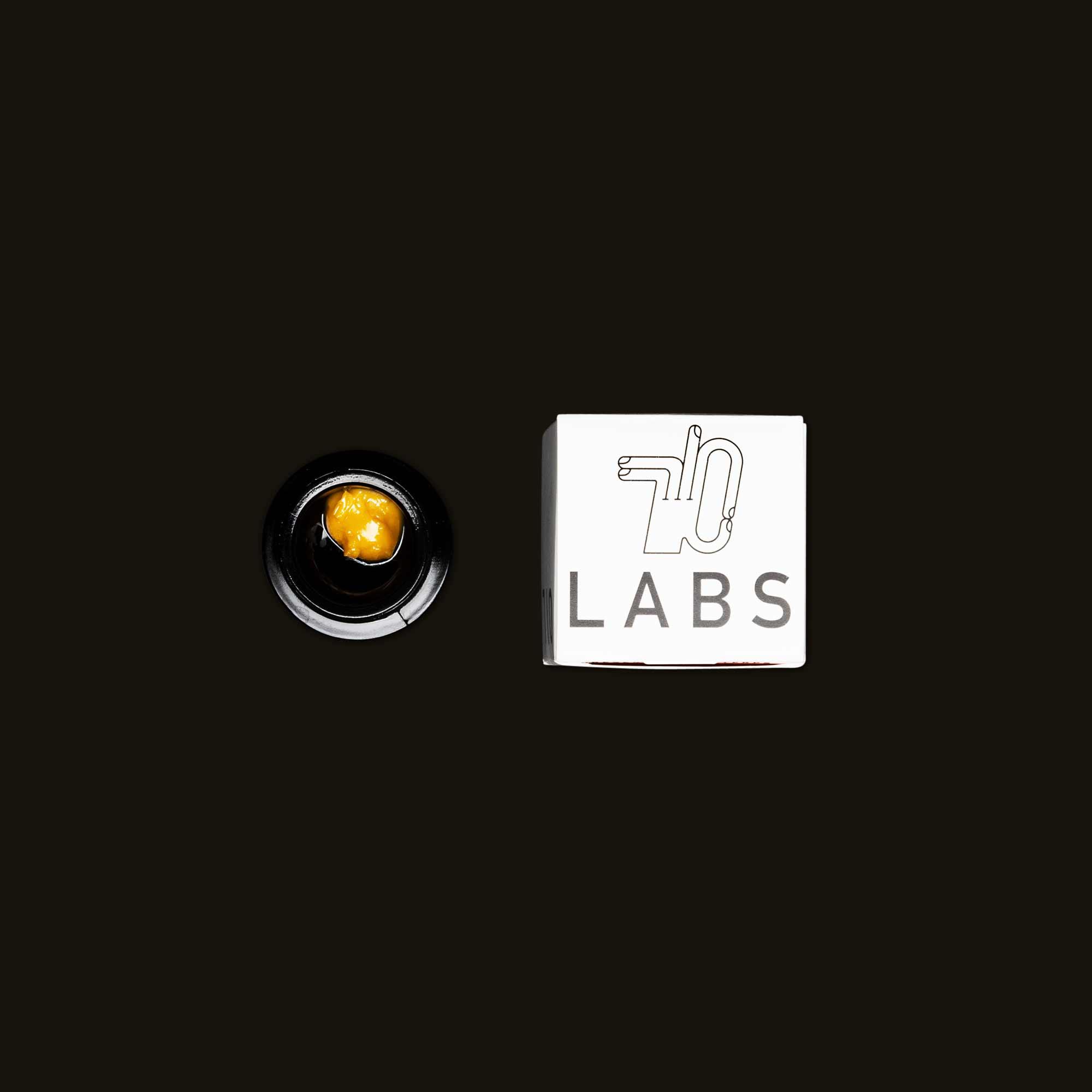 710 Labs Papaya #35 Live Rosin