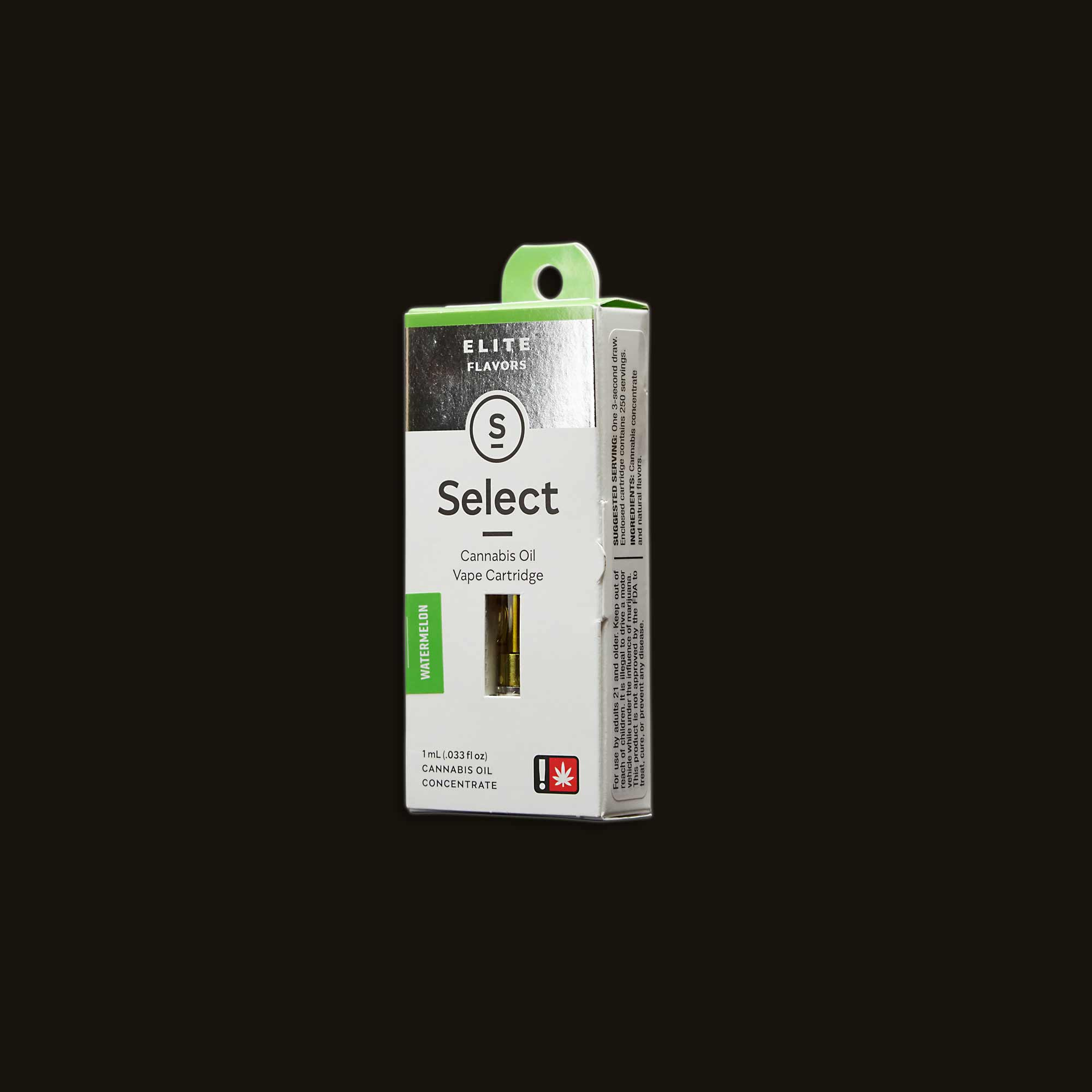 Select Watermelon Elite Cartridge