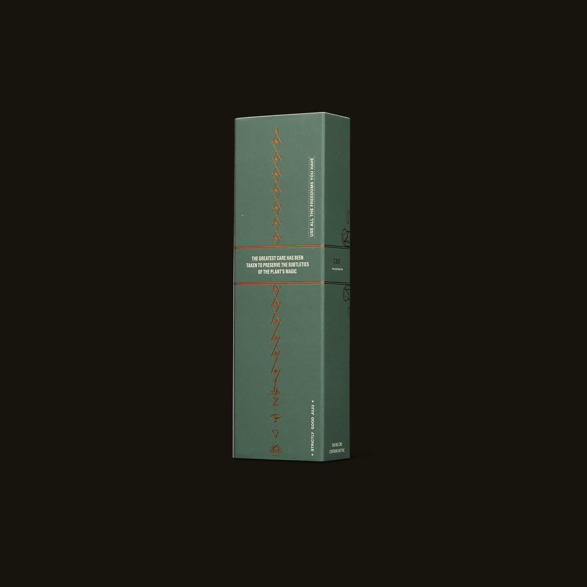 Calming Blend CBD Vape Pen (96) - Beboe   Proper