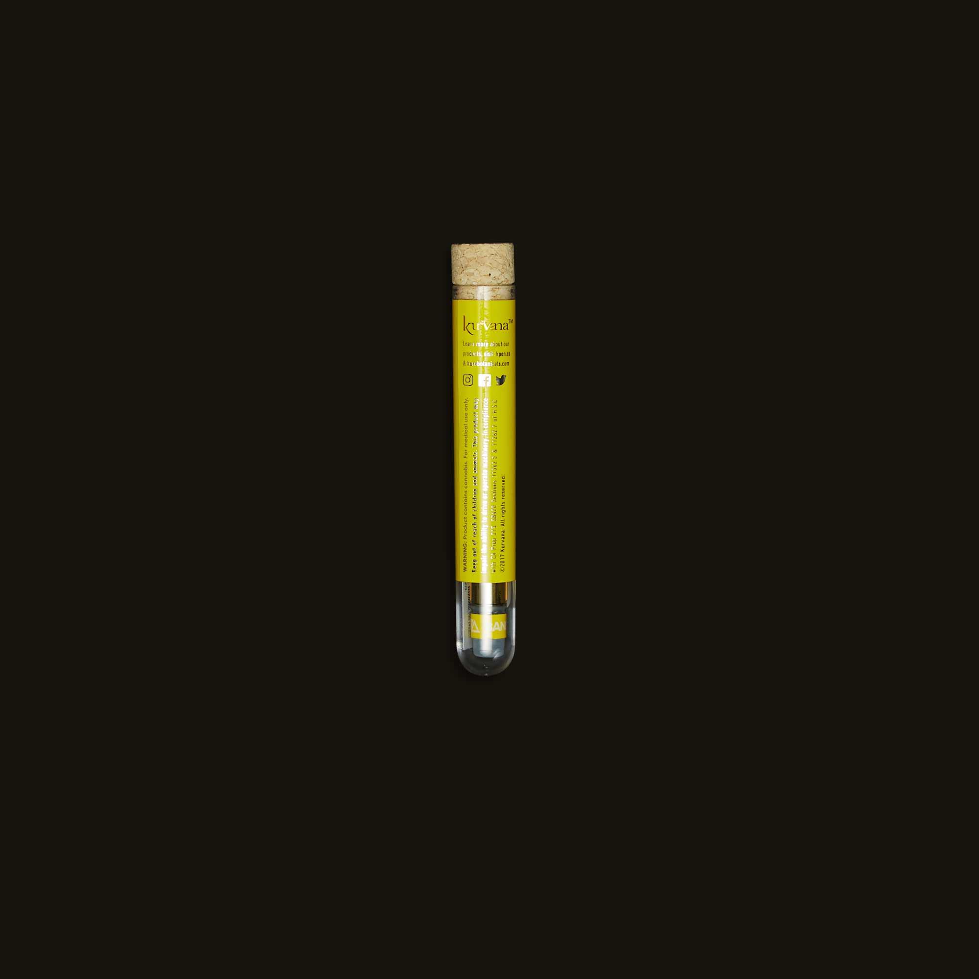 Banana Smoothie KPEN - .5g cartridge, 1g cartridge