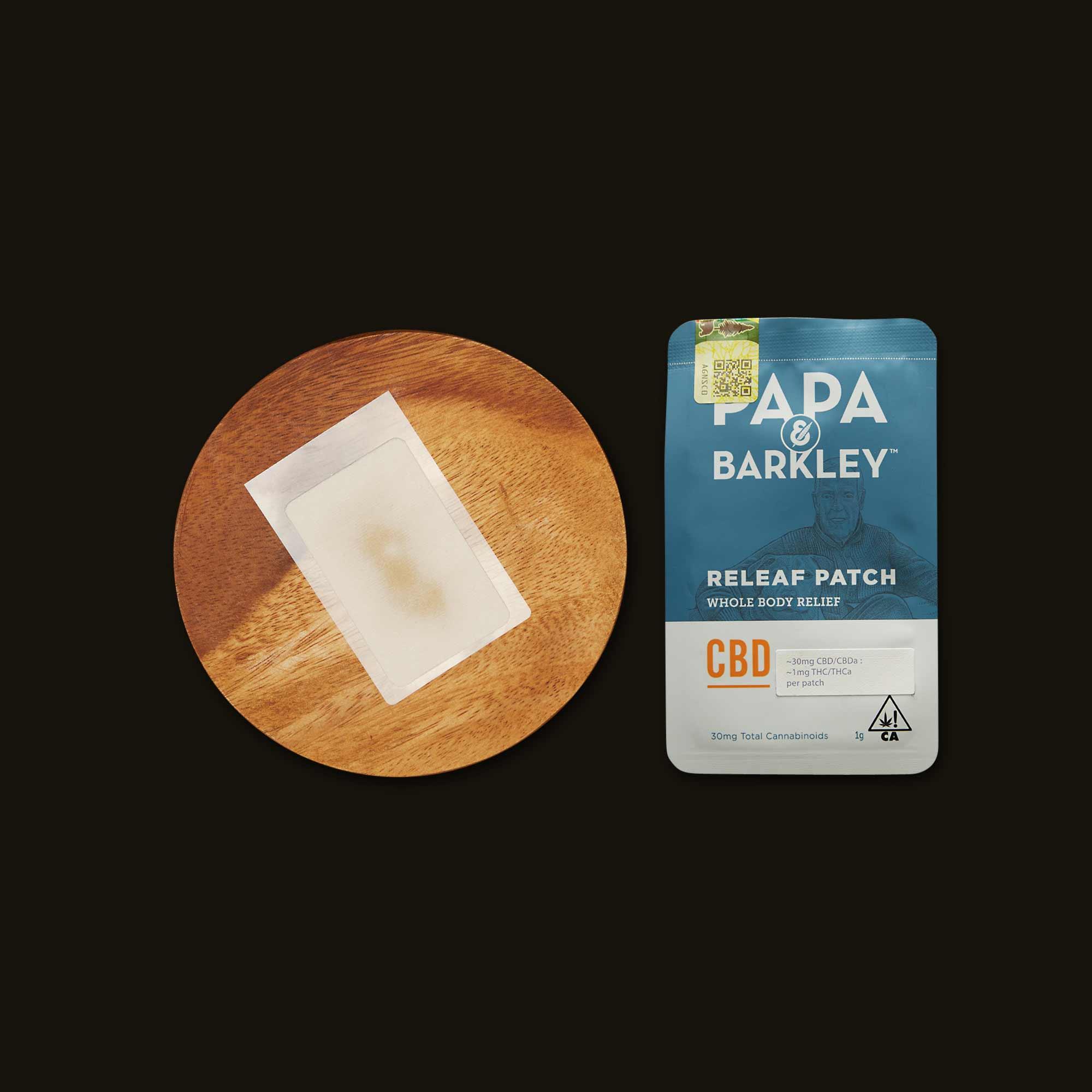 Papa & Barkley CBD Releaf Patch