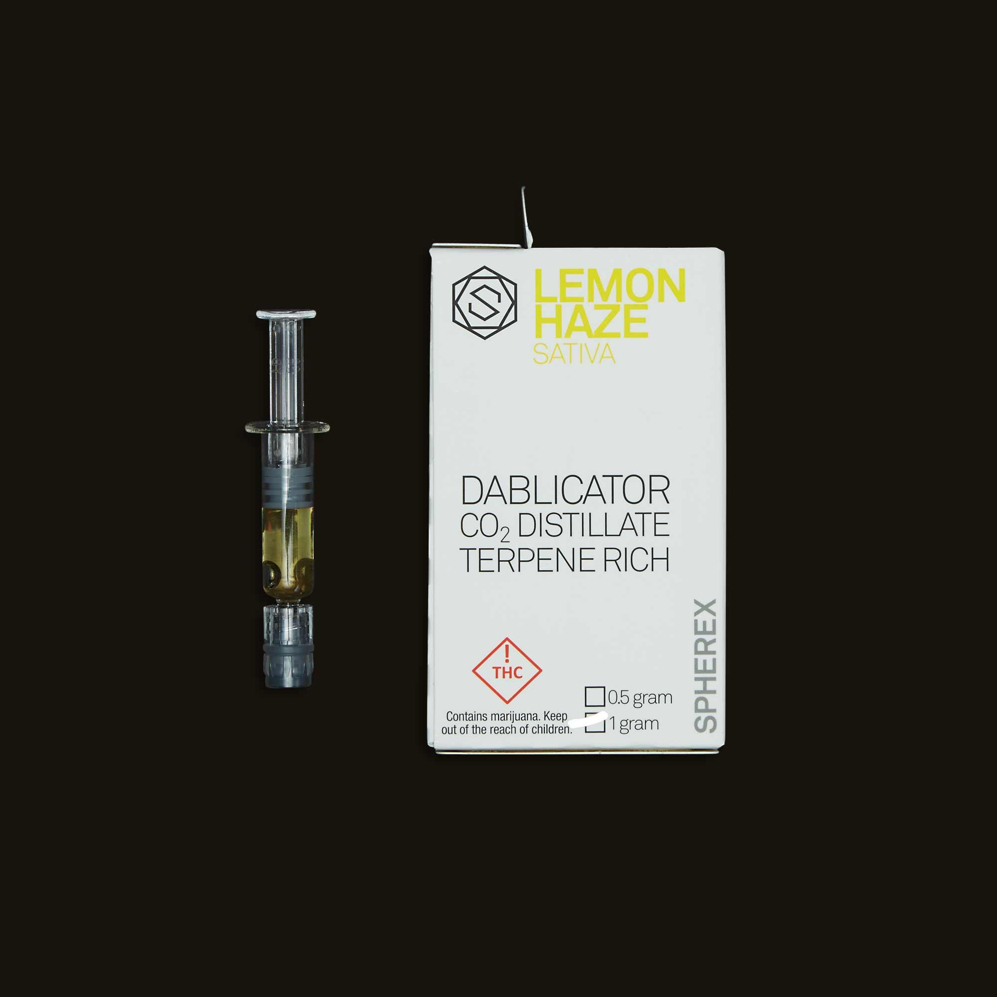 Spherex Lemon Haze Dablicator