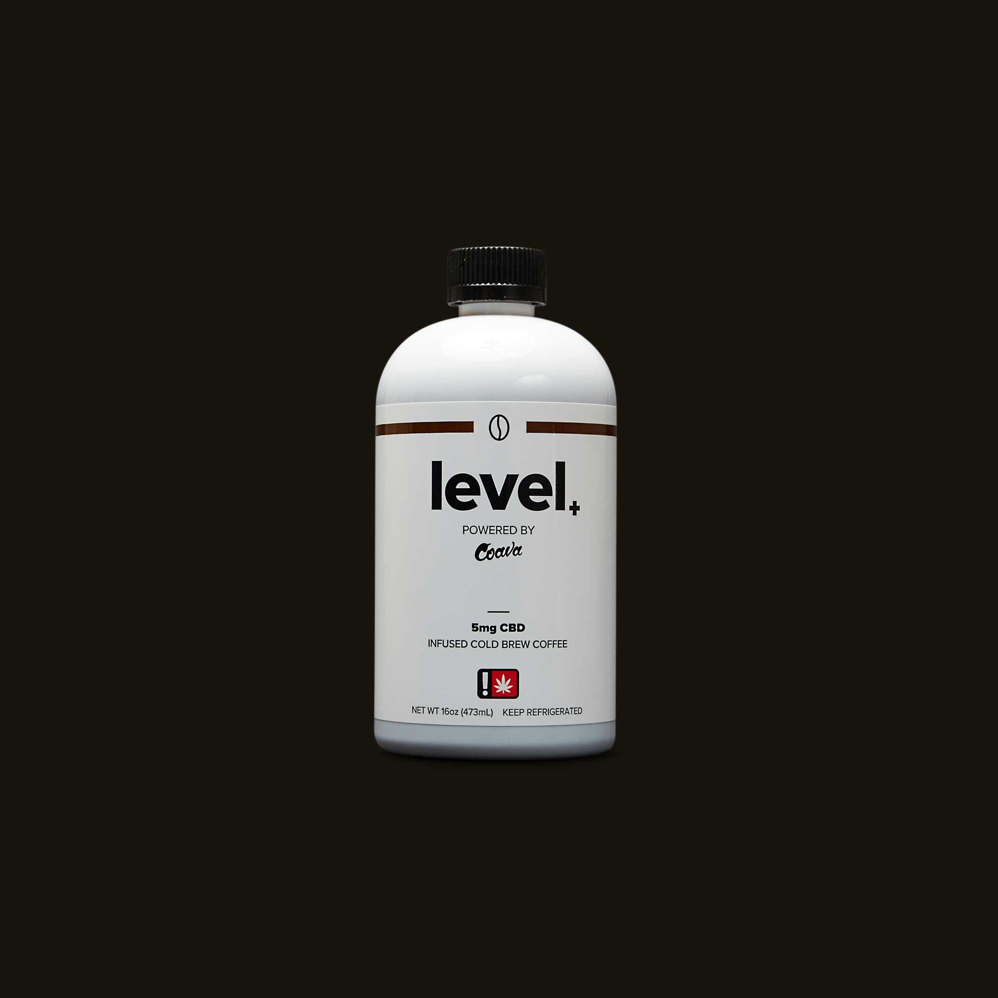 Level+ Level+ Cold Brew CBD