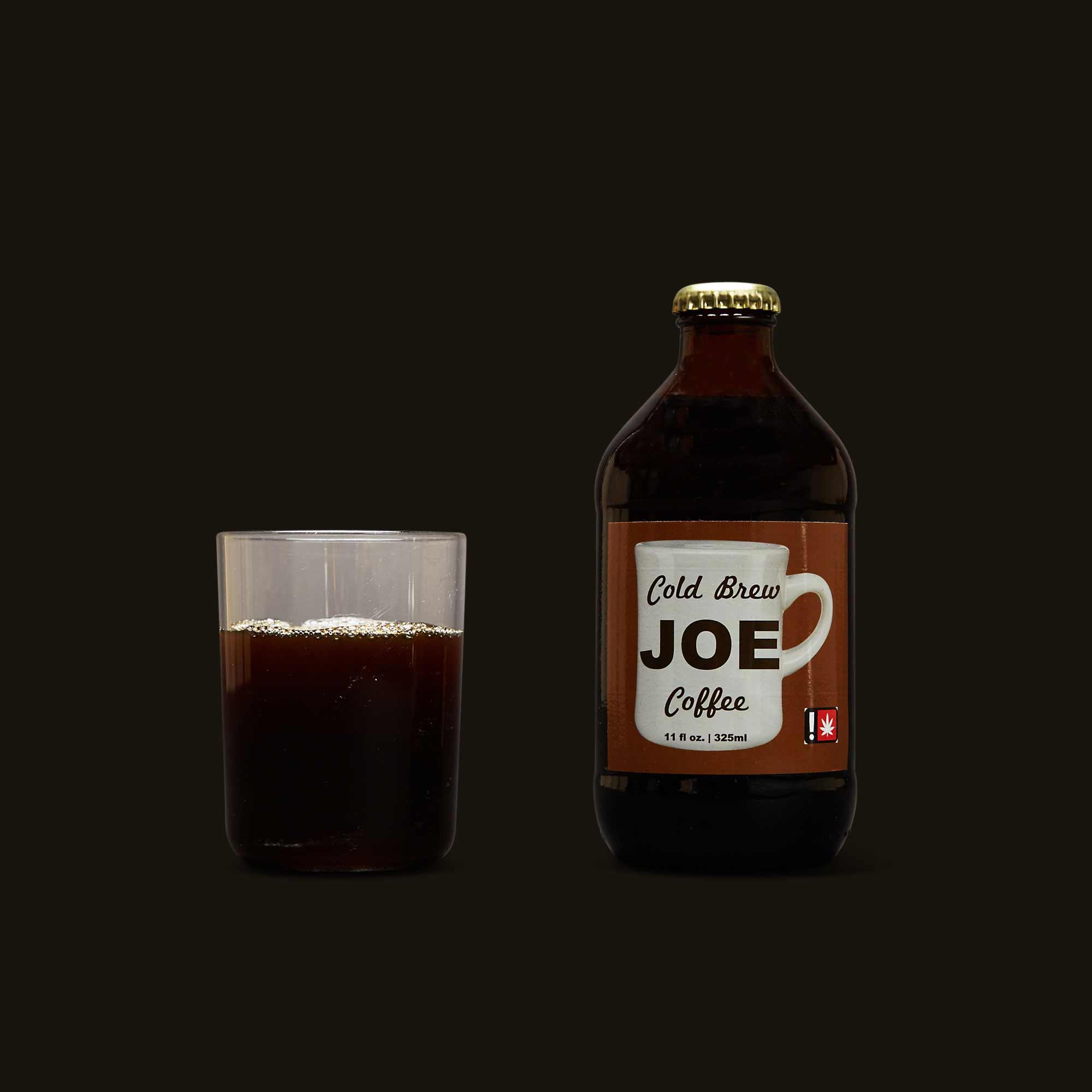 Med with Love Cold Brew Joe - CBD