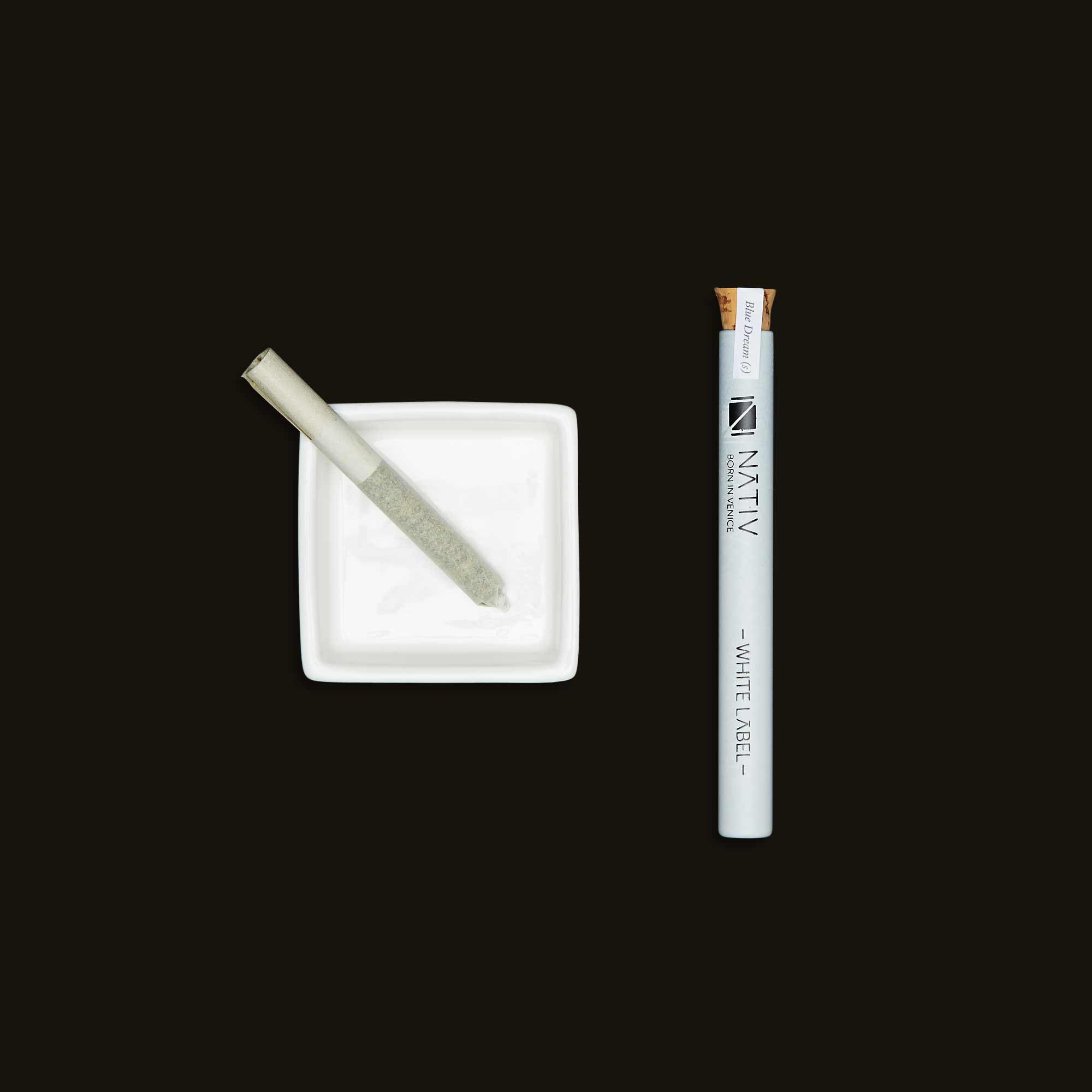 Nativ White Label - Blue Dream
