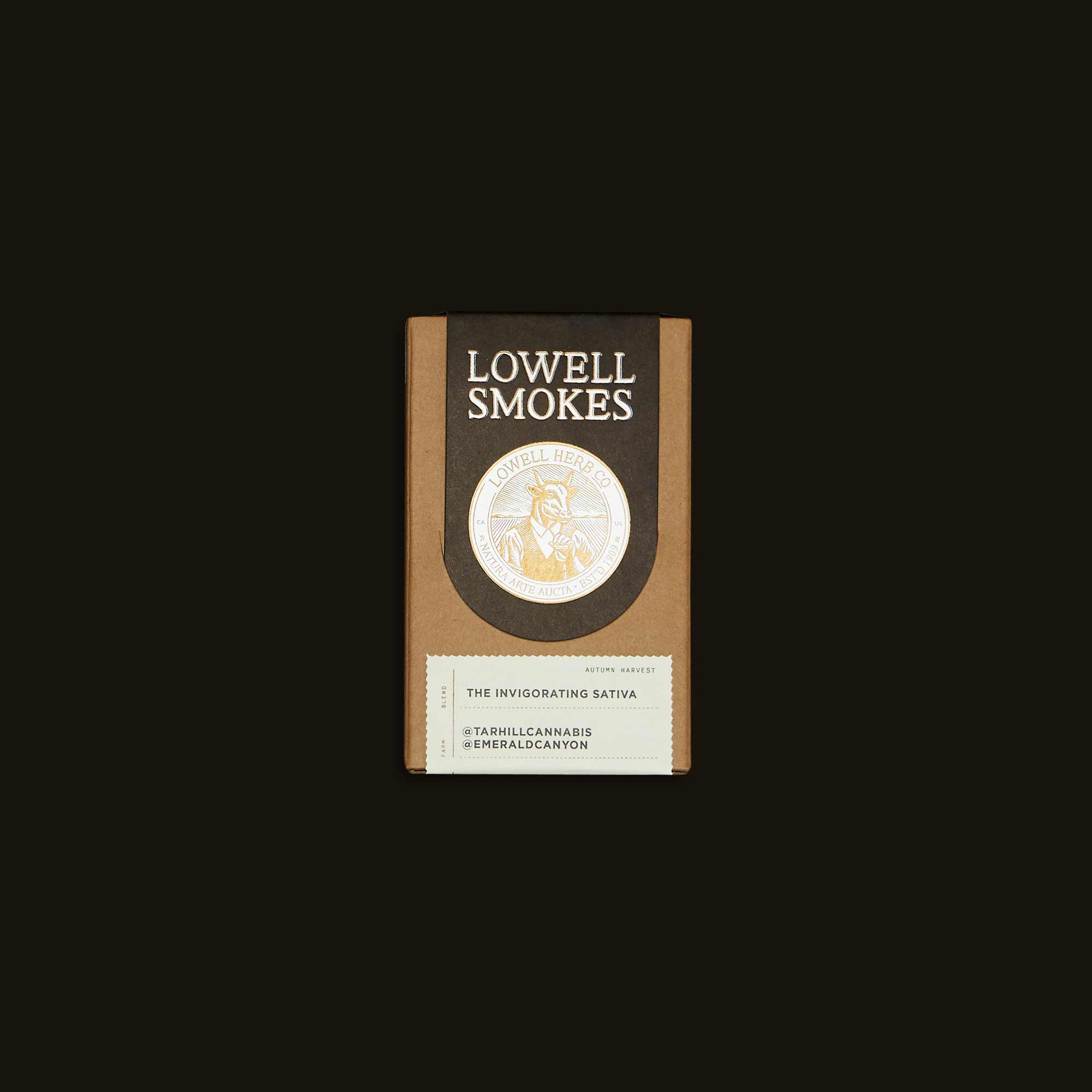 Lowell Herb Co.  The Invigorating Sativa Pack