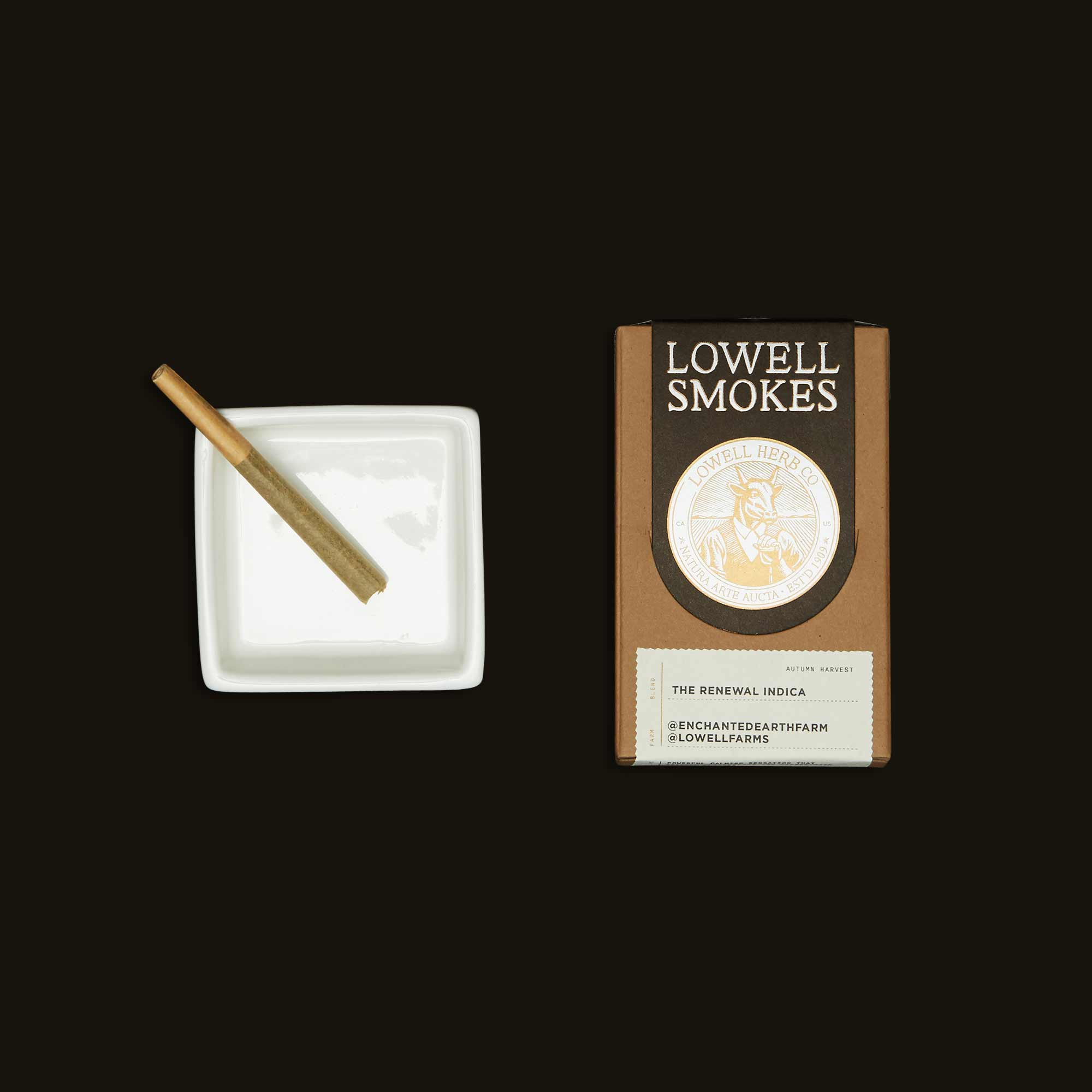 Lowell Herb Co. The Renewal Indica Pack