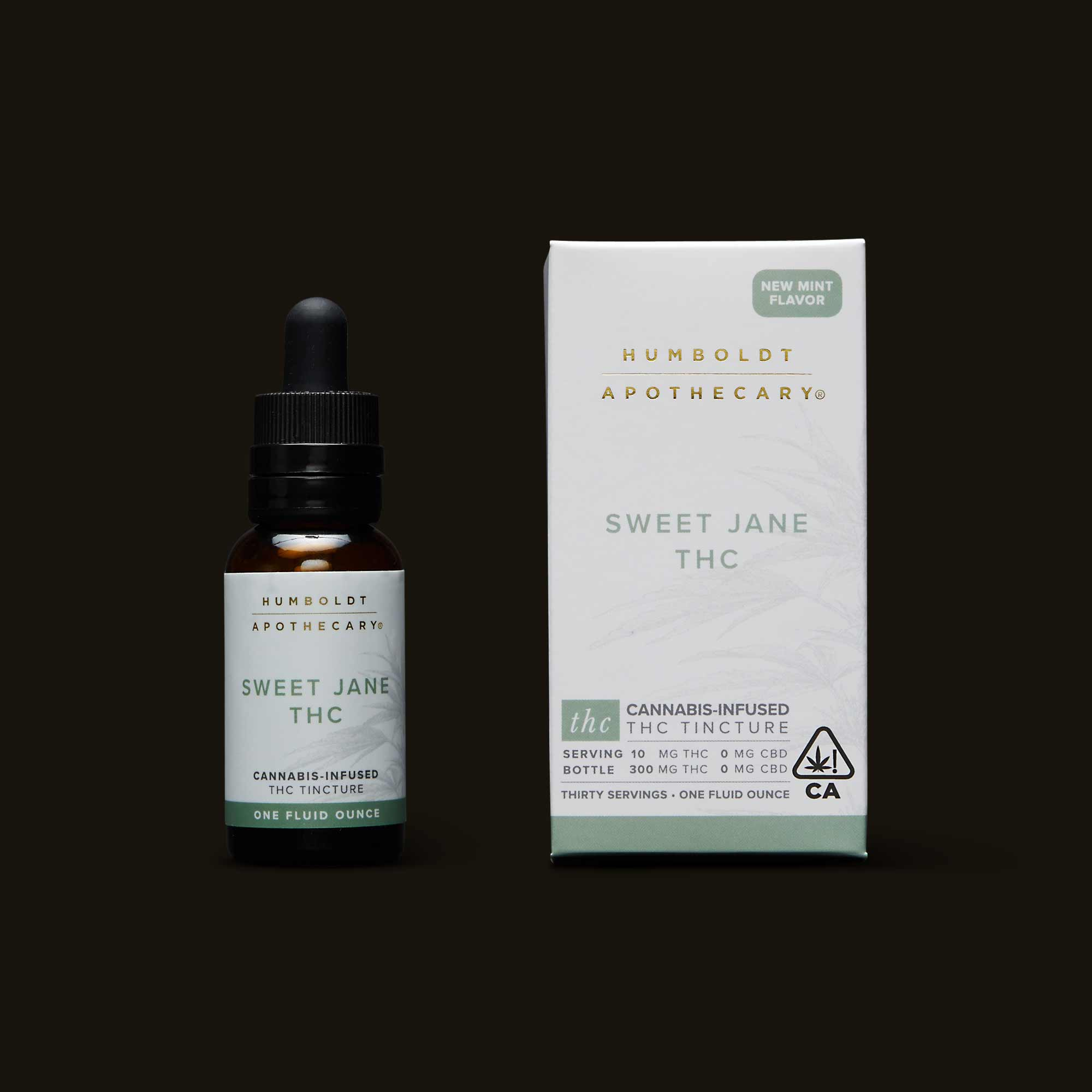 Humboldt Apothecary Sweet Jane THC