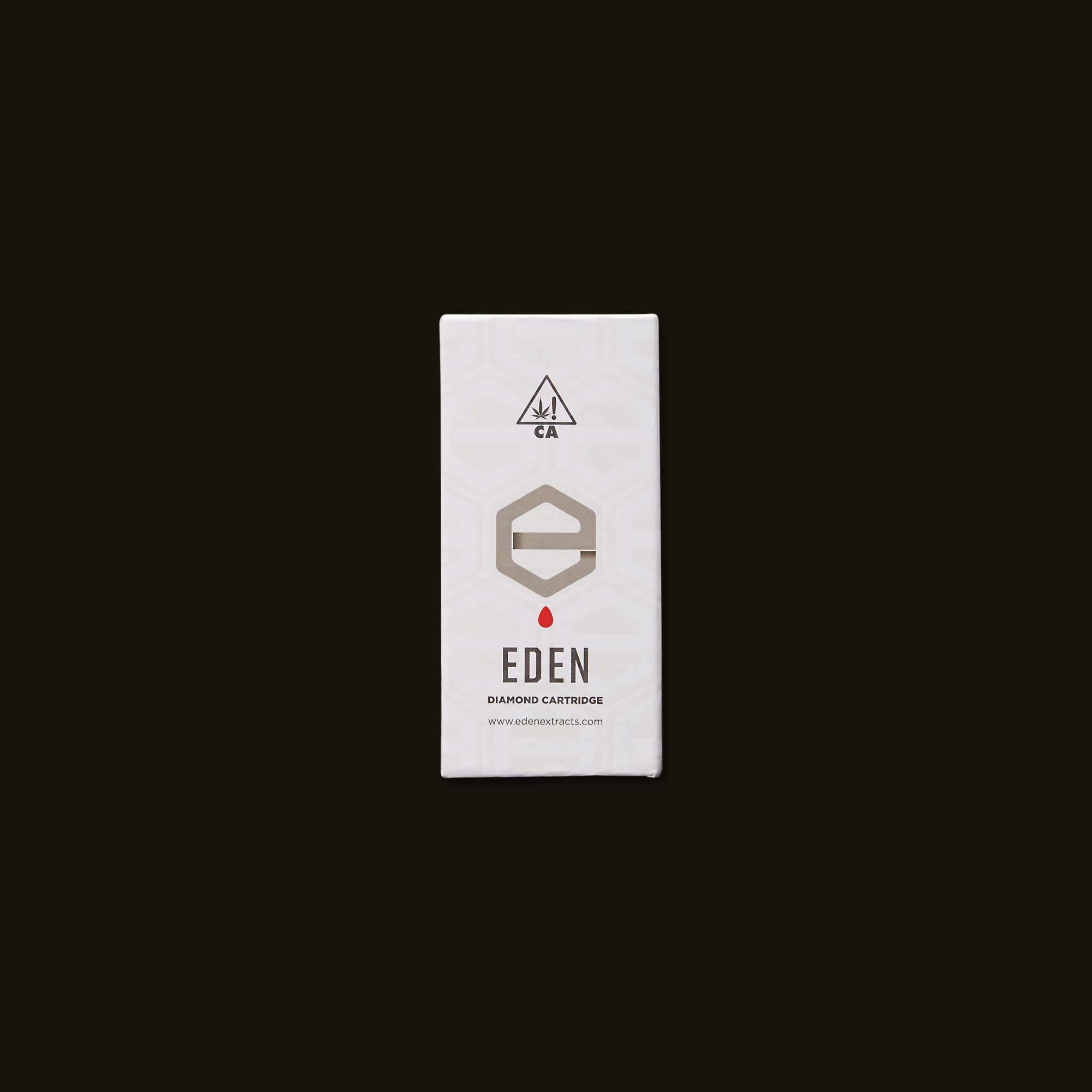 Eden Extracts Purple Punch Diamond Cartridge