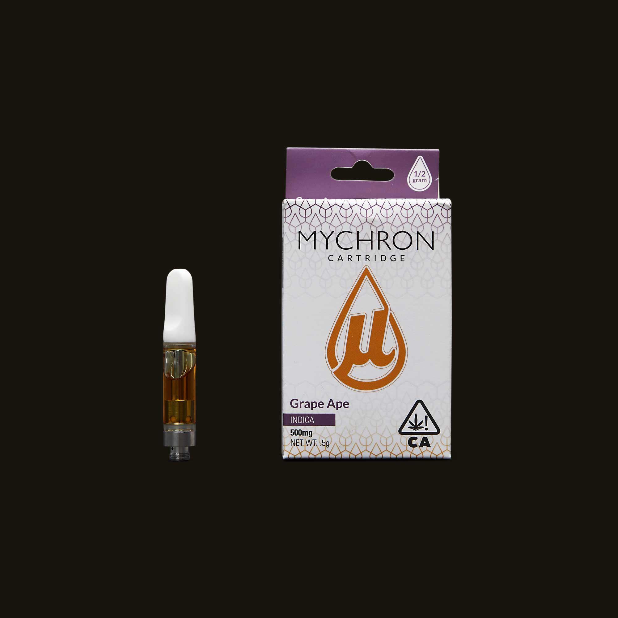 Mychron Grape Ape Cartridge