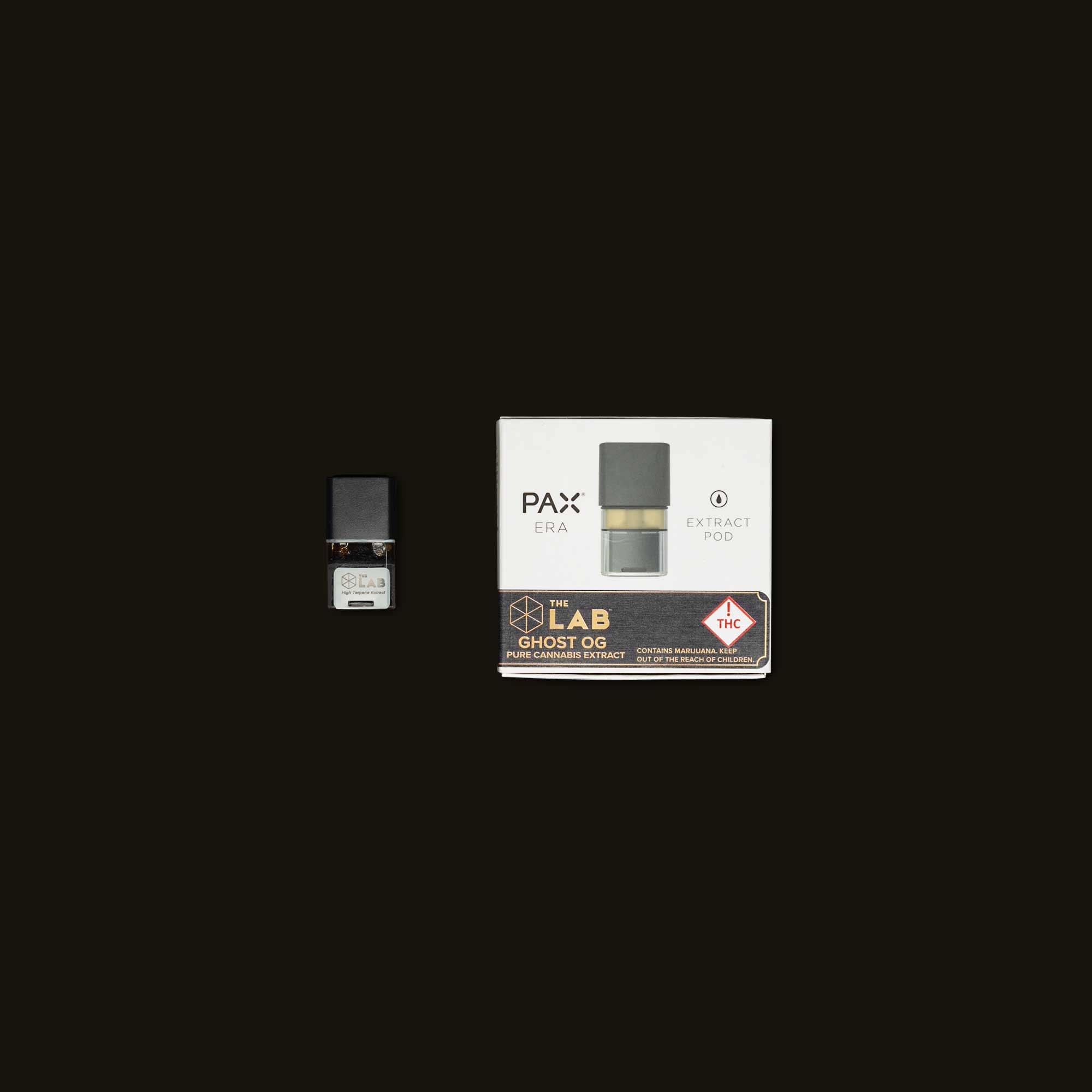 The Lab Ghost OG PAX Era Pod