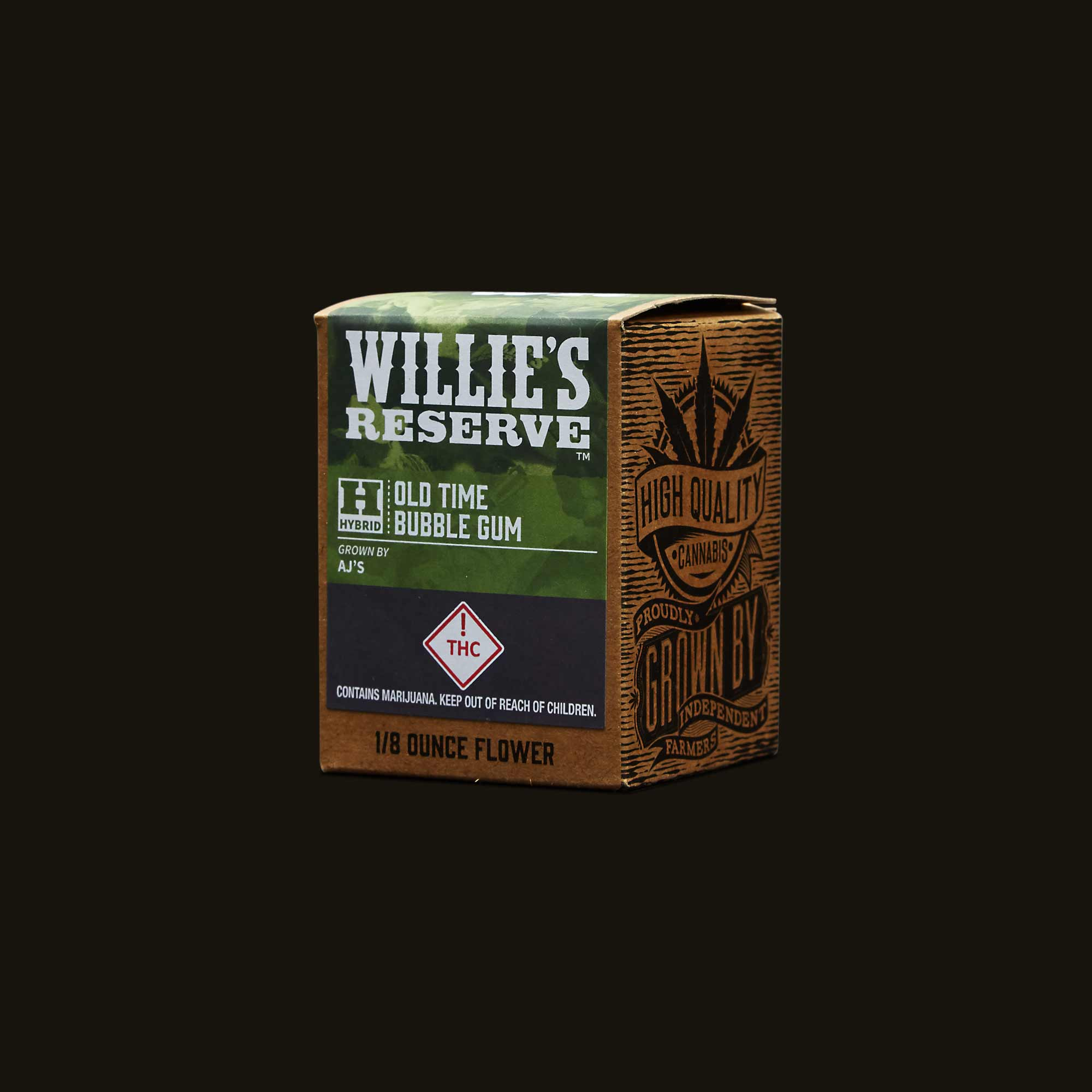 Willie's Reserve Old Time Bubble Gum