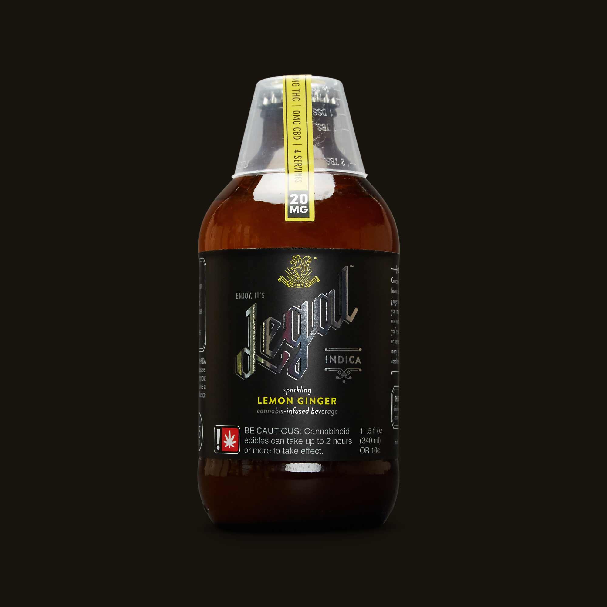 Mirth Legal: Lemon Ginger
