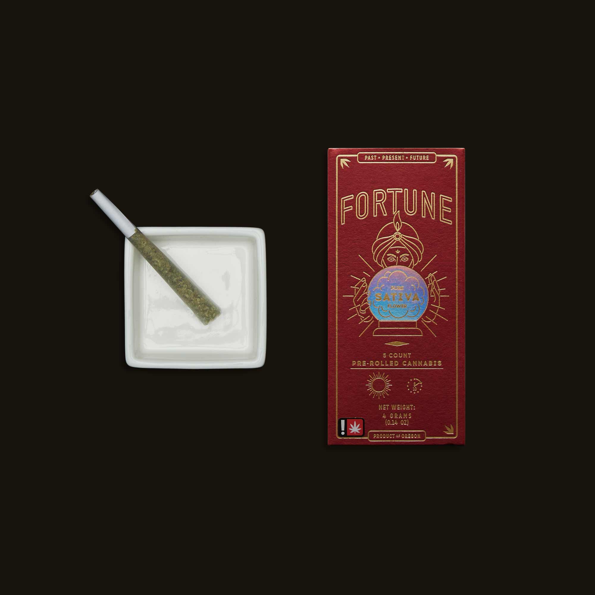 Good Fortune Sativa Pack