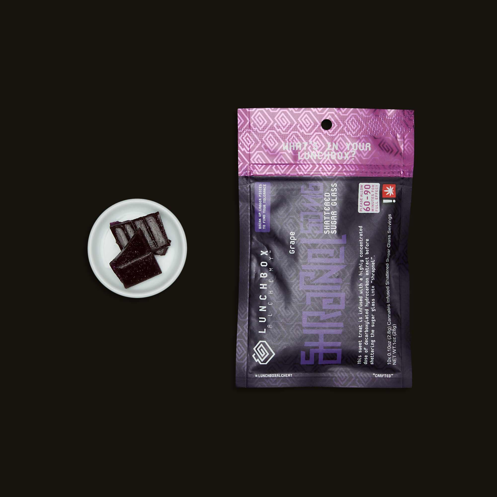 Lunchbox Alchemy Grape Shrapnel