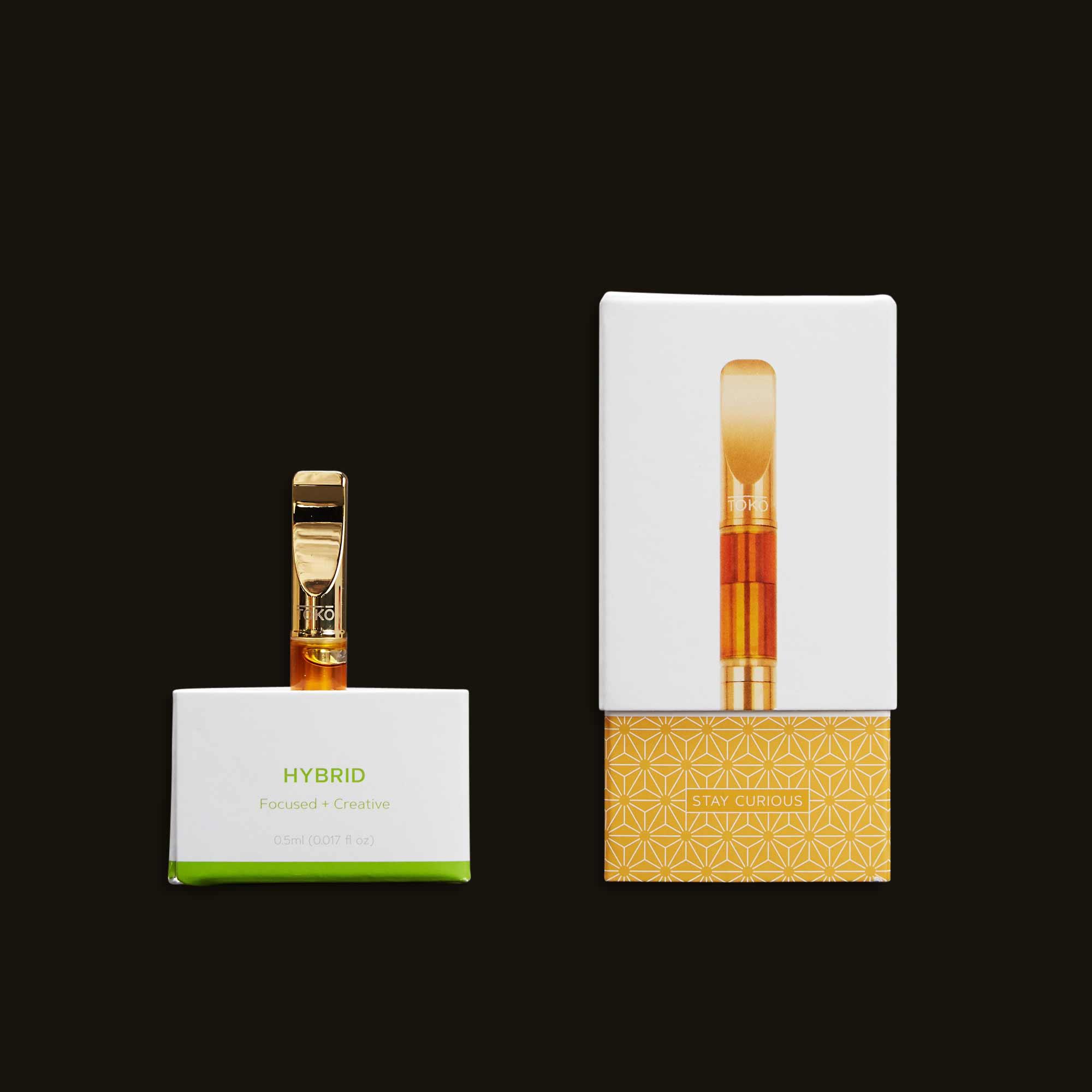 Toko Toko Gold Hybrid Cartridge