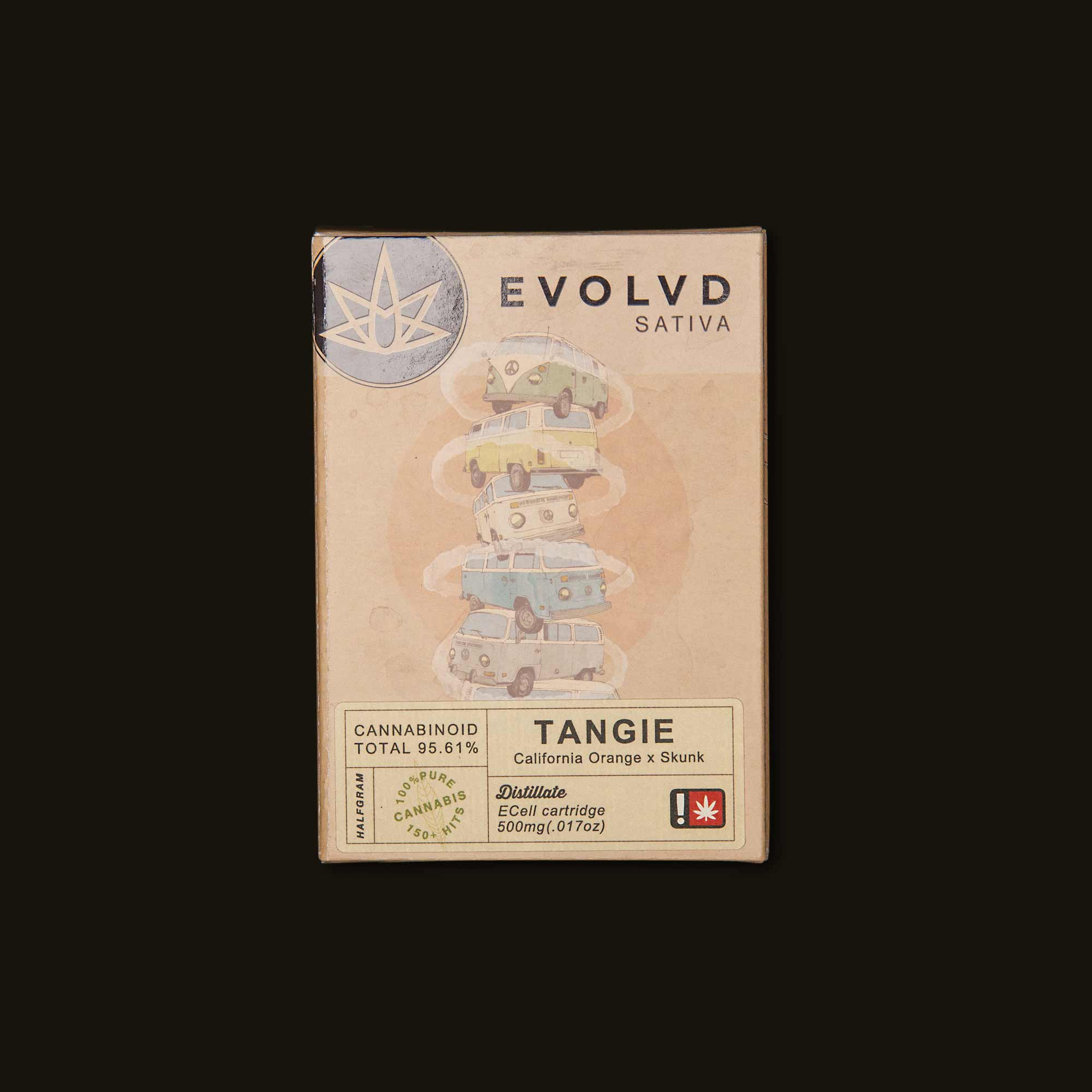 EVOLVD Tangie Cartridge