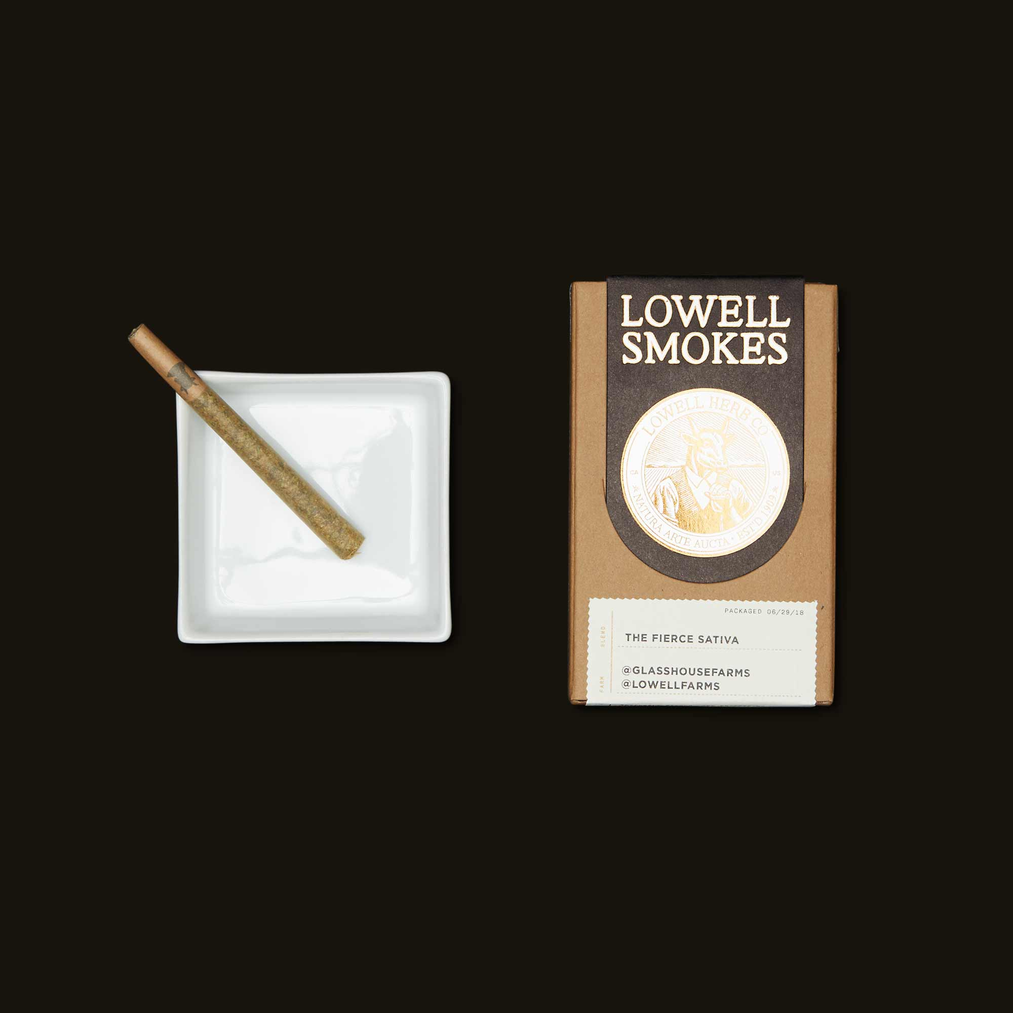 Lowell Herb Co. The Fierce Sativa Pack