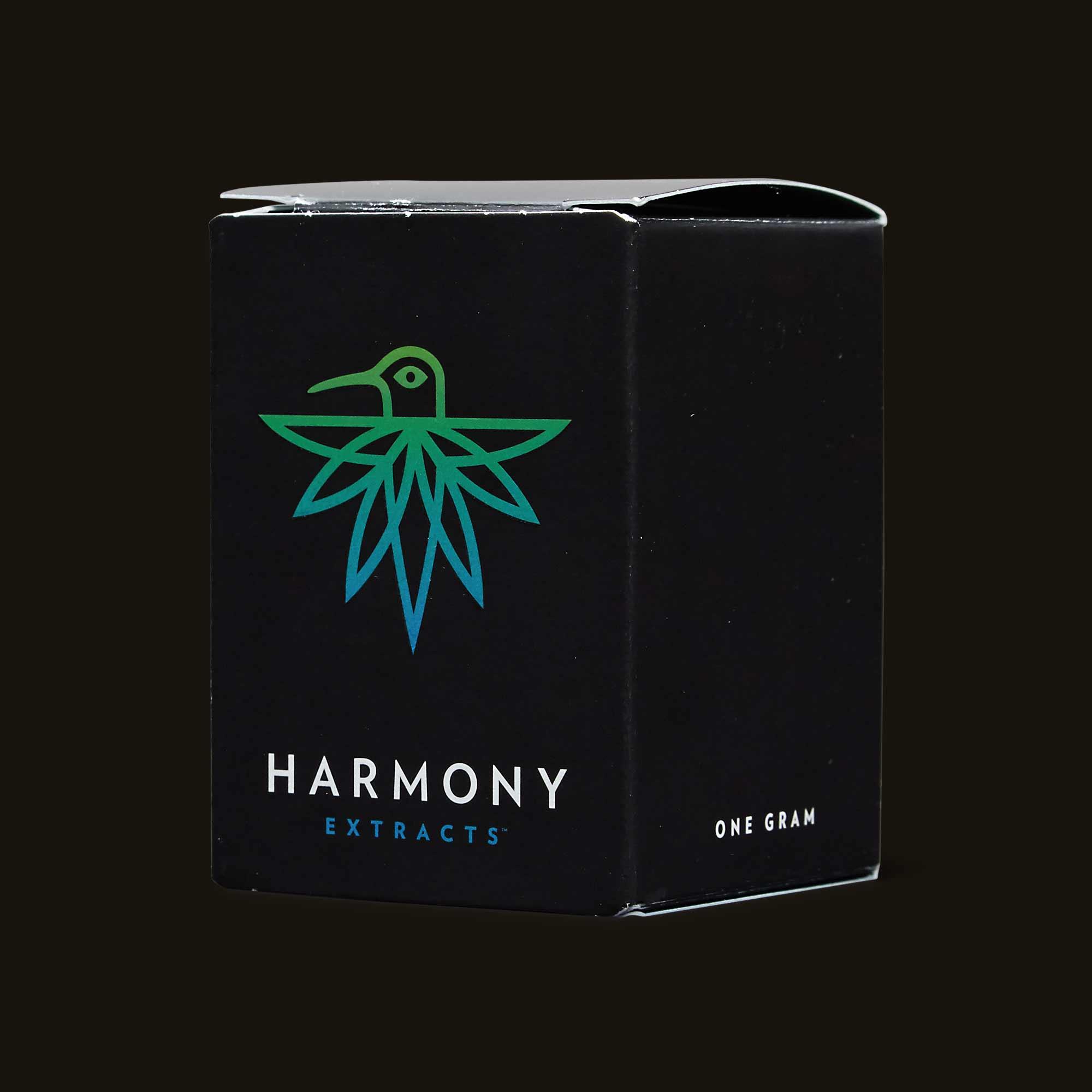 Harmony Extracts Banana Kush Live Shatter