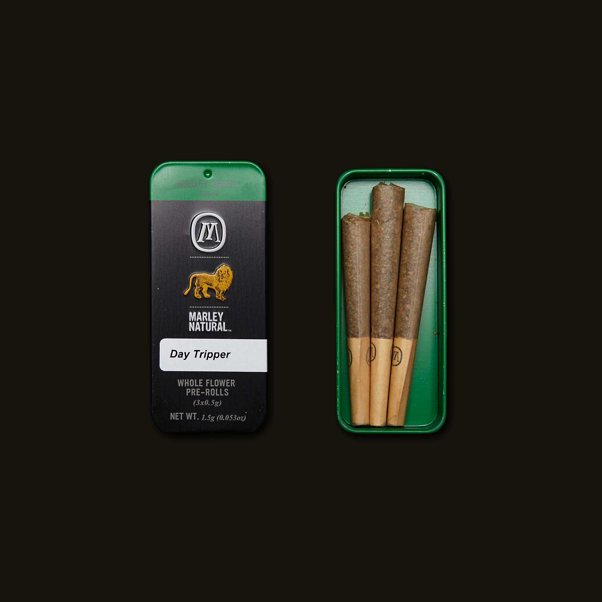 Marley Natural Marley Green Pre-Rolls