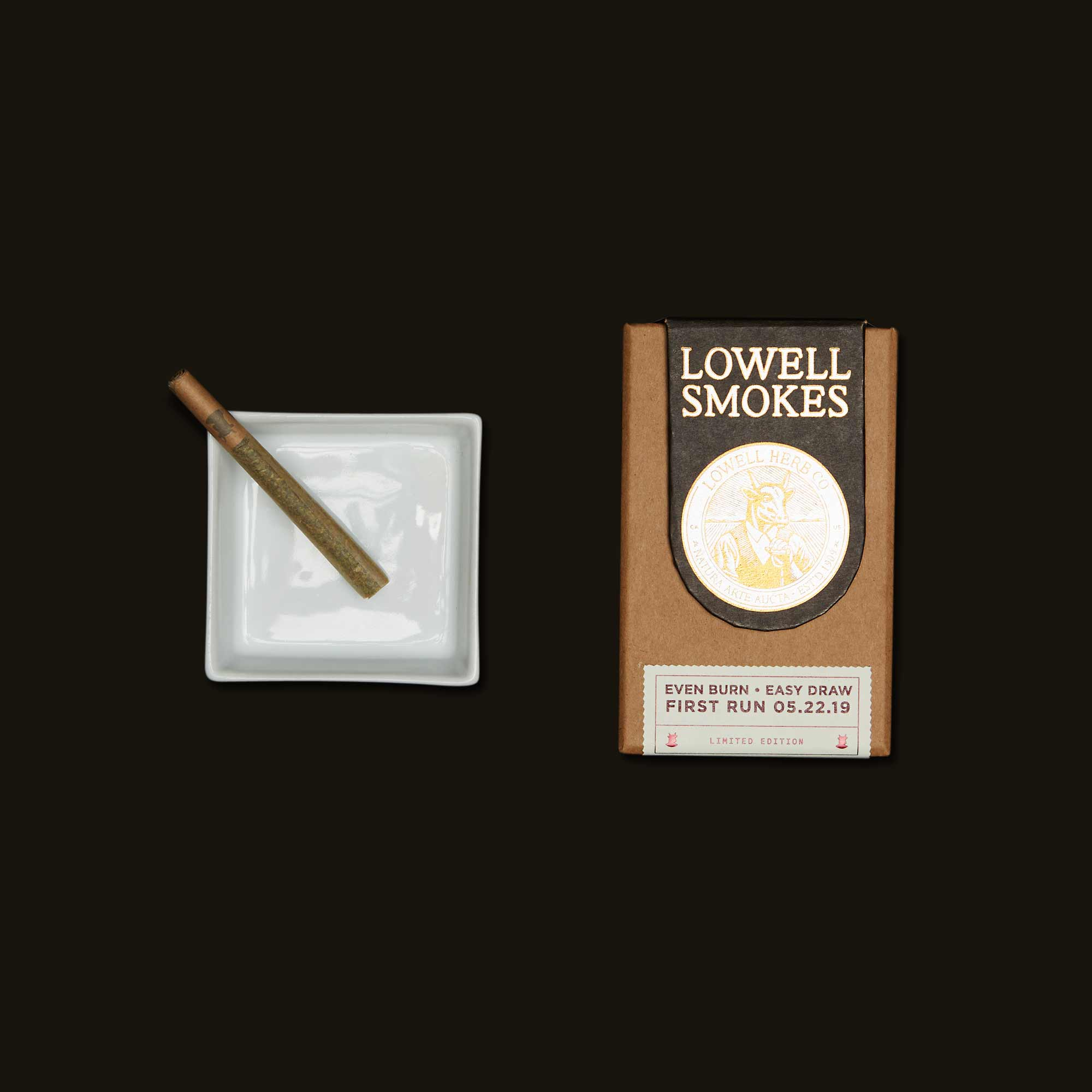 Lowell Herb Co. First Run 05.22.19 Pack