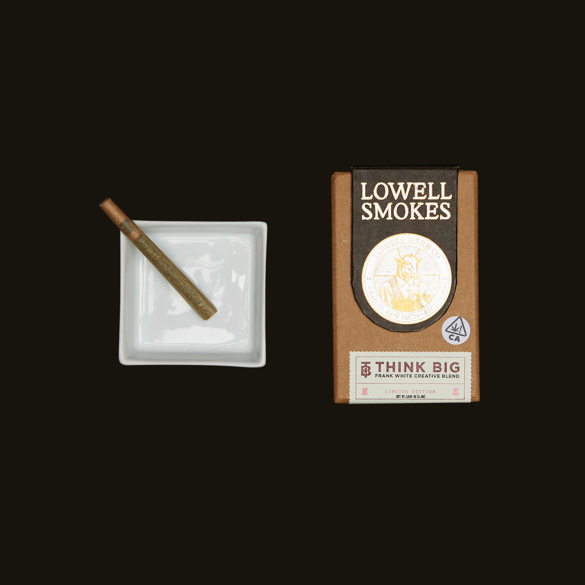 Lowell Herb Co. Think Big Pack