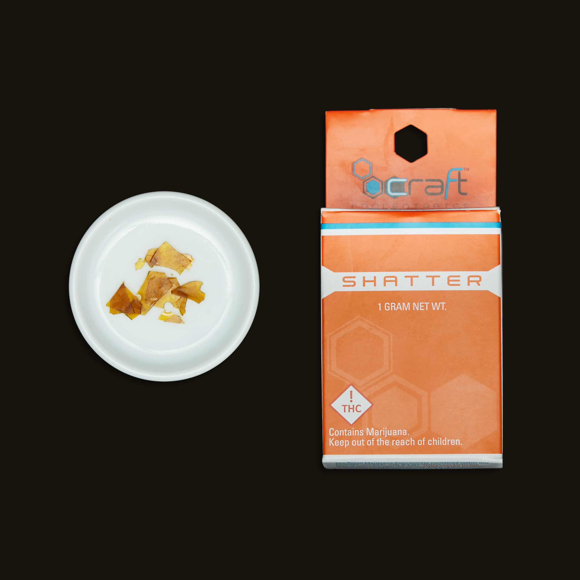 Craft Concentrates Grape Stomper Shatter