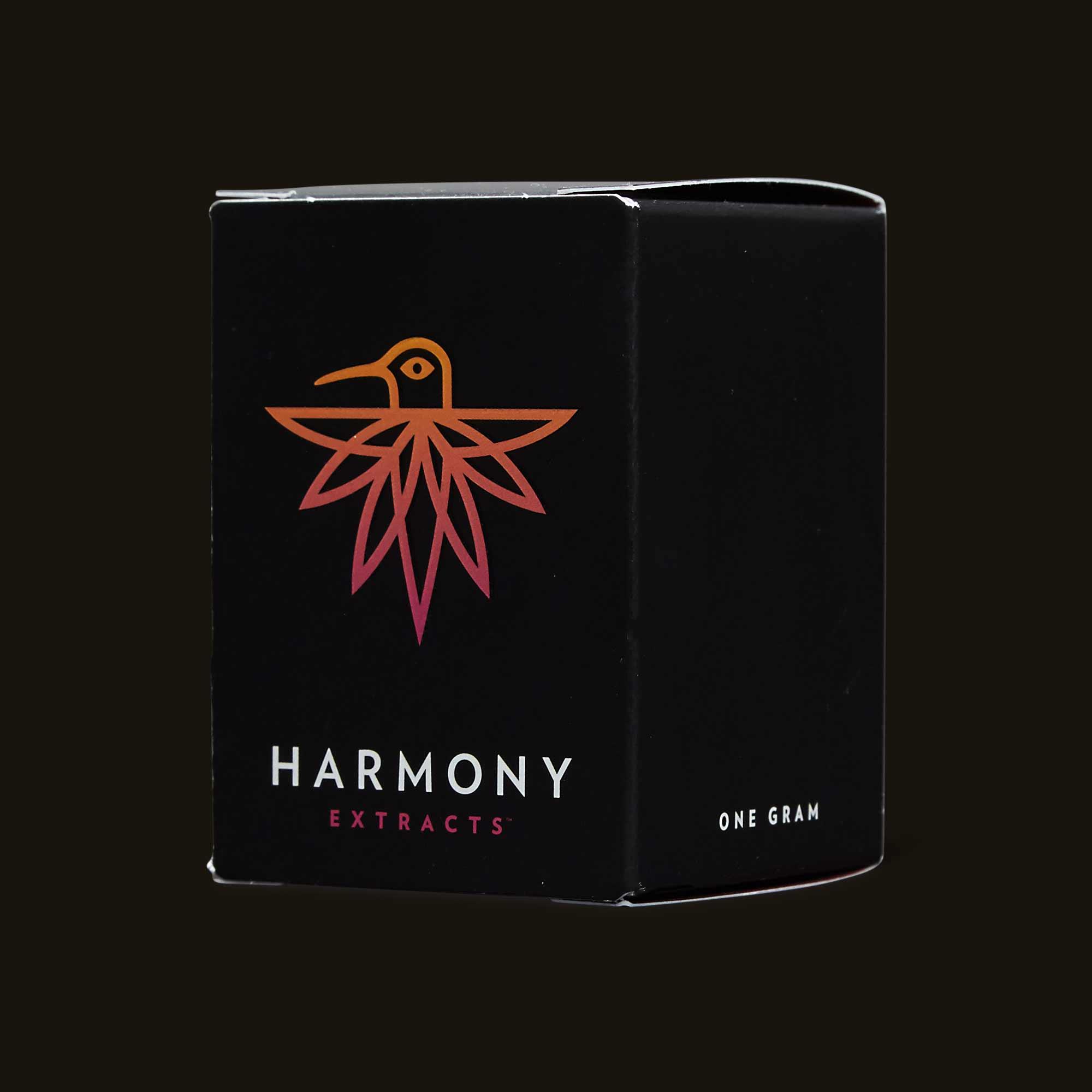 Harmony Extracts Super Lemon Haze Live Sugar