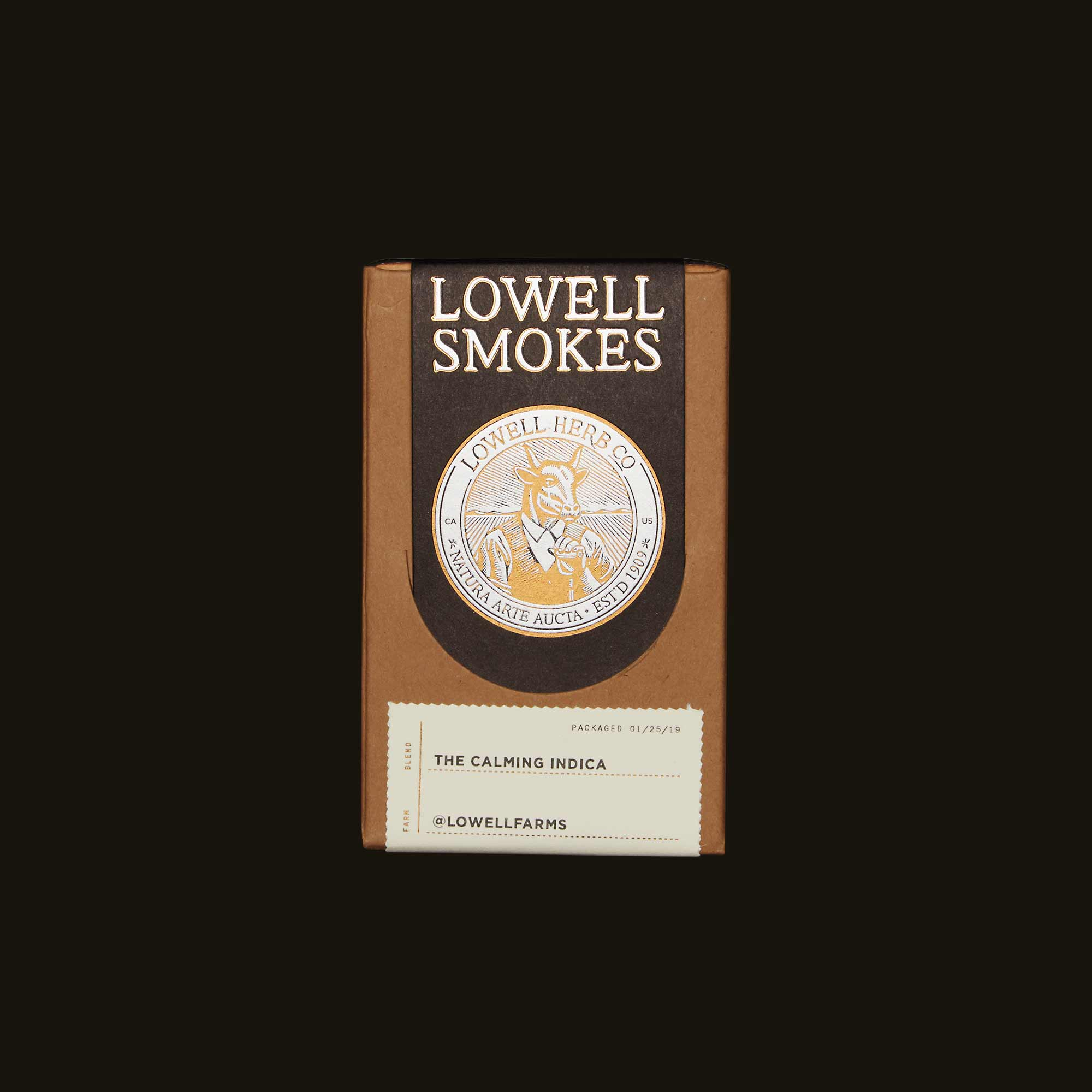 The Calming Indica Smokes - Seven 0.5g joints, Fourteen 0.5g joints