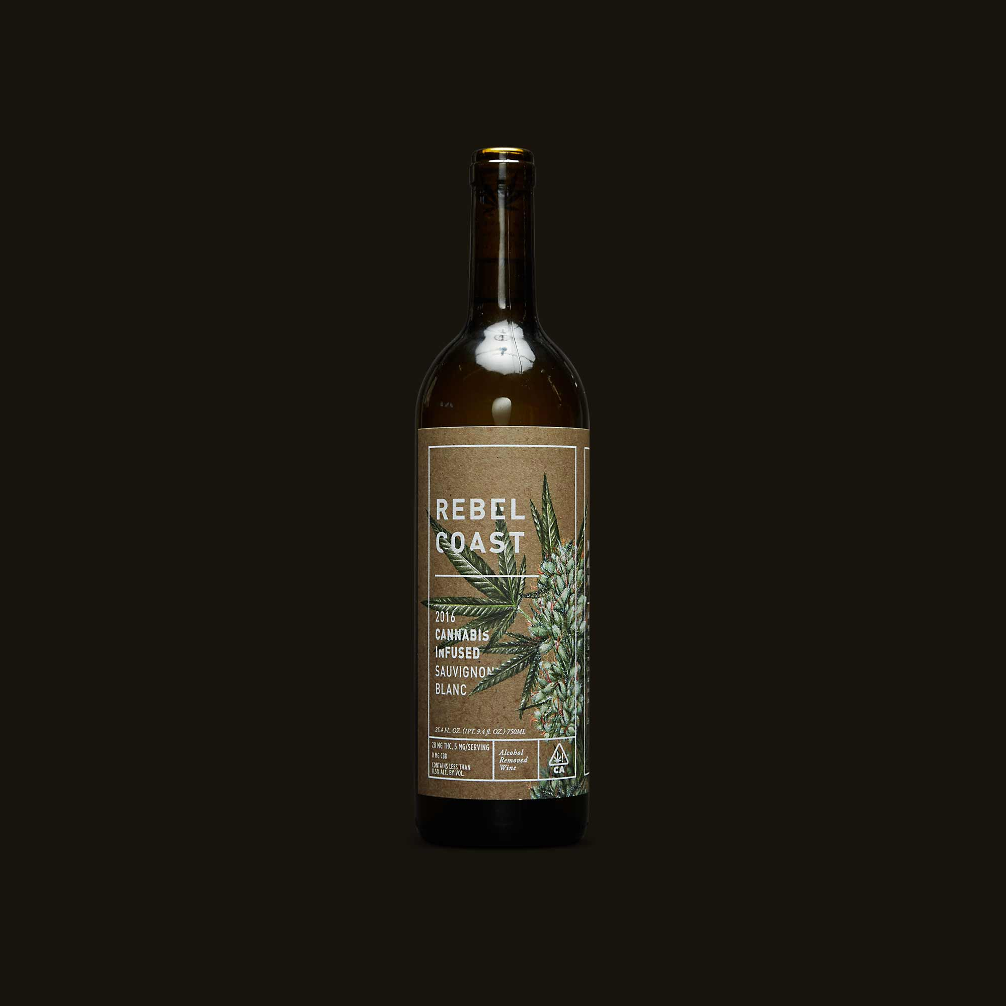 Rebel Coast 2016 Sauvignon Blanc