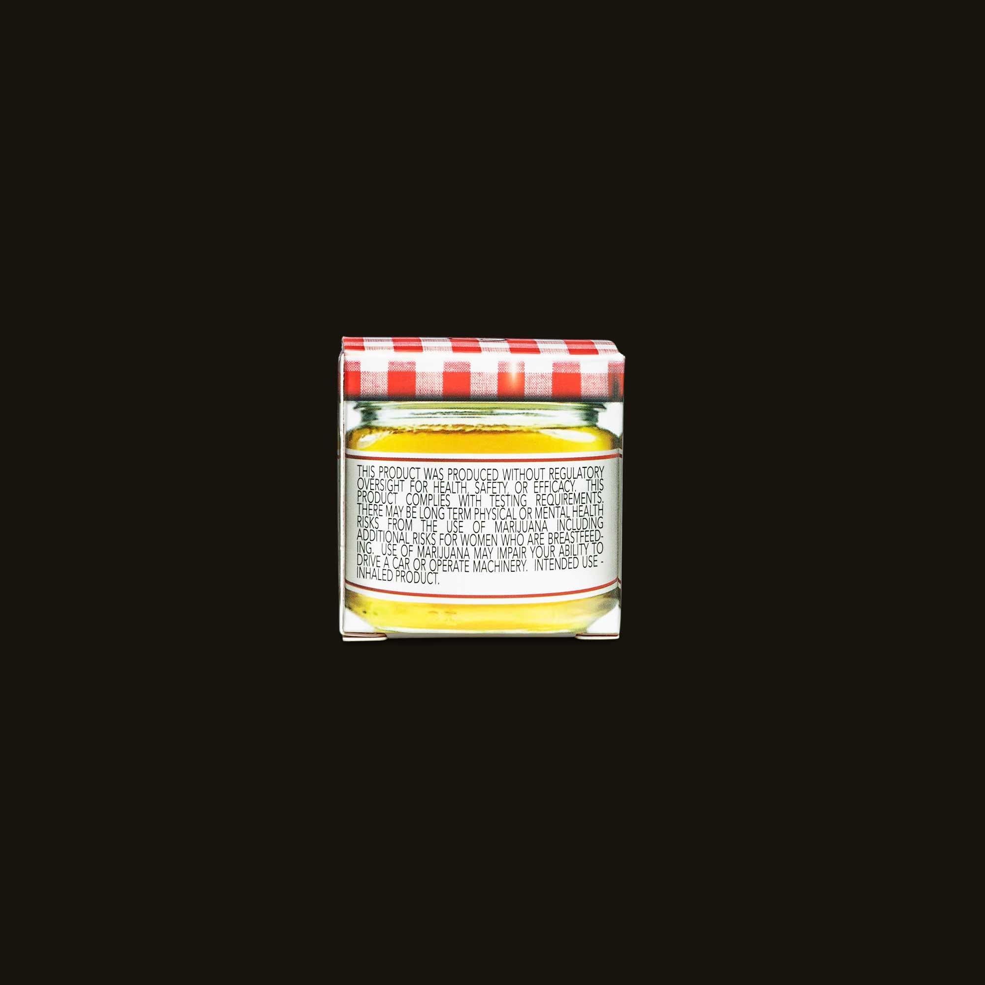 Olio Cookies N' Cream Rosin Jam