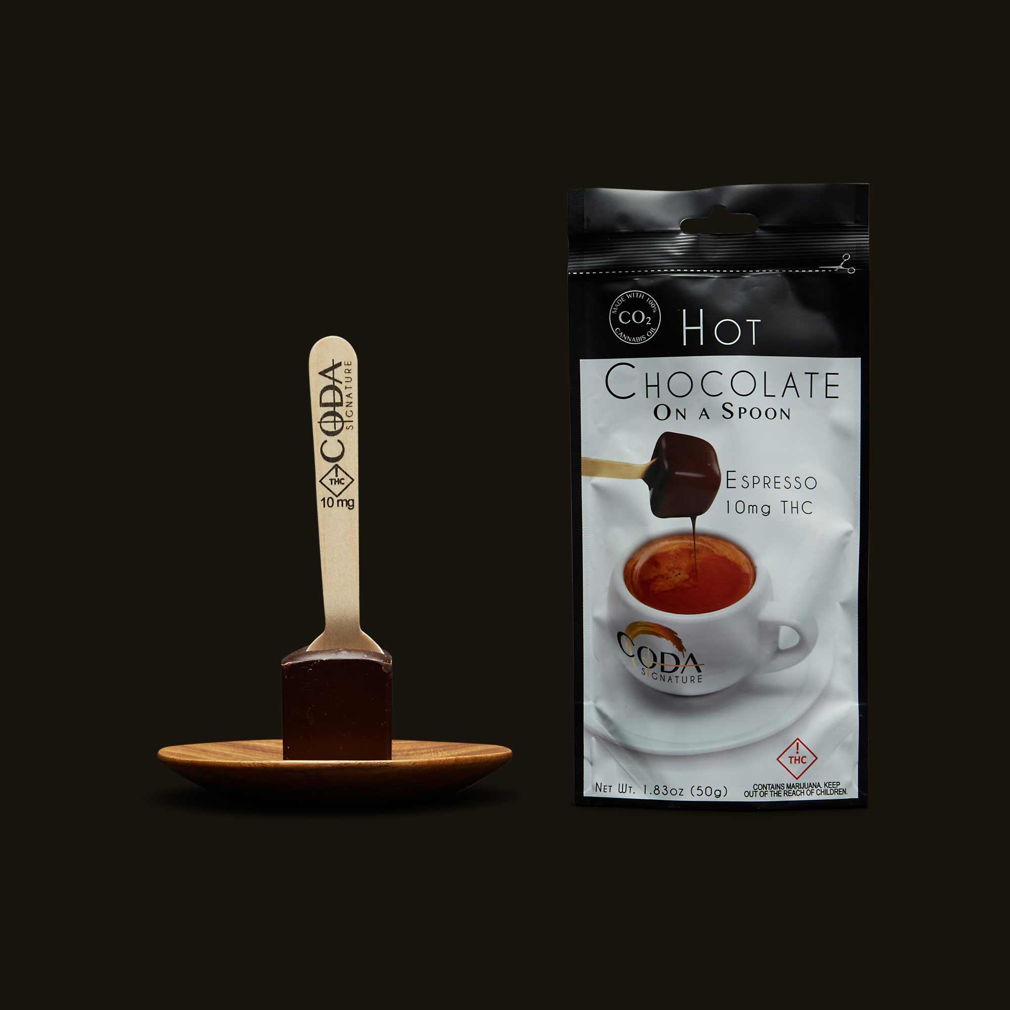 Coda Signature Espresso On A Spoon