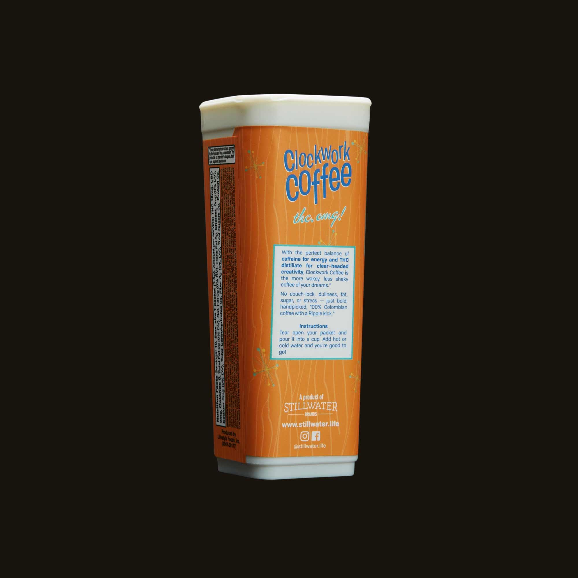 Stillwater Clockwork Coffee Pure 10