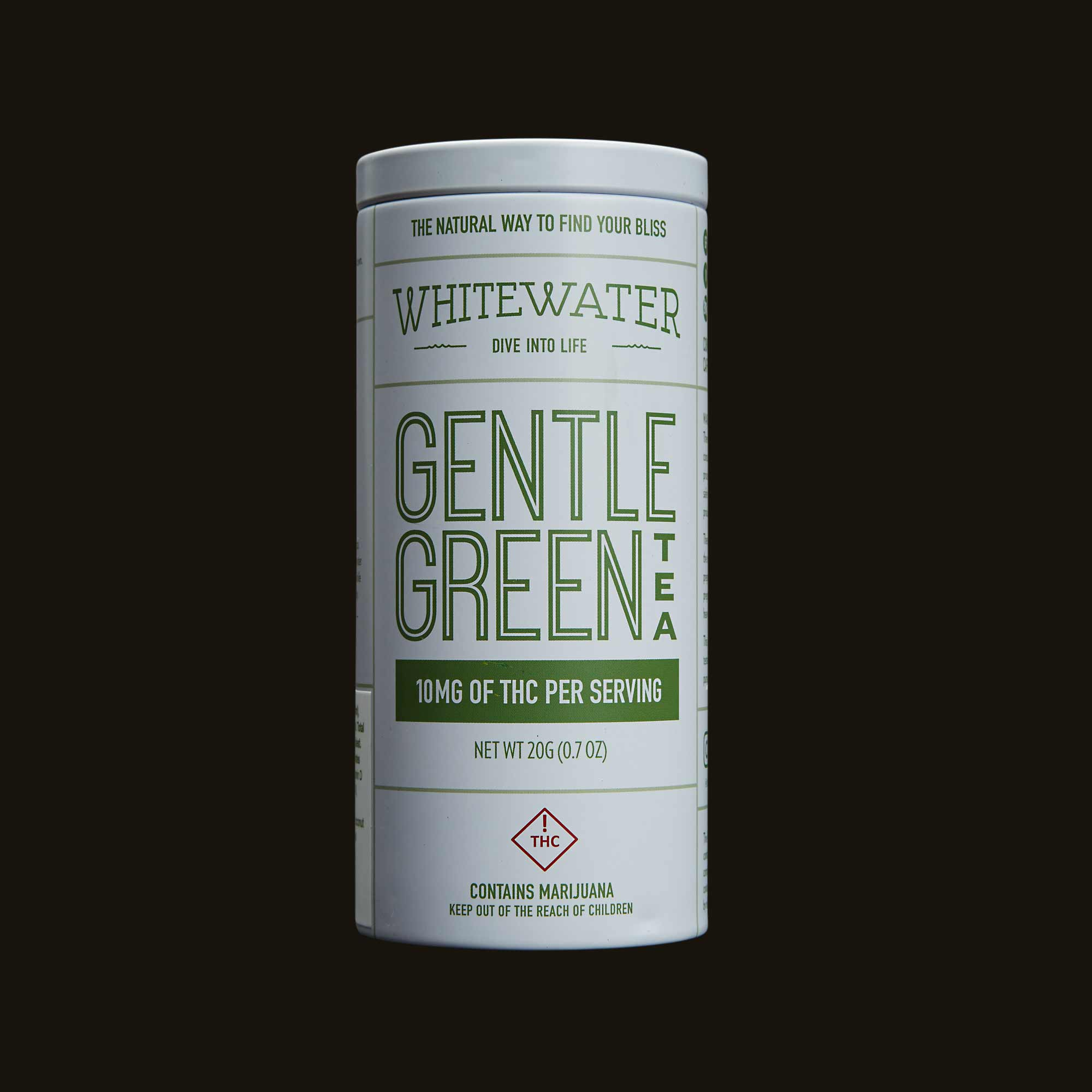 Stillwater Whitewater Gentle Green