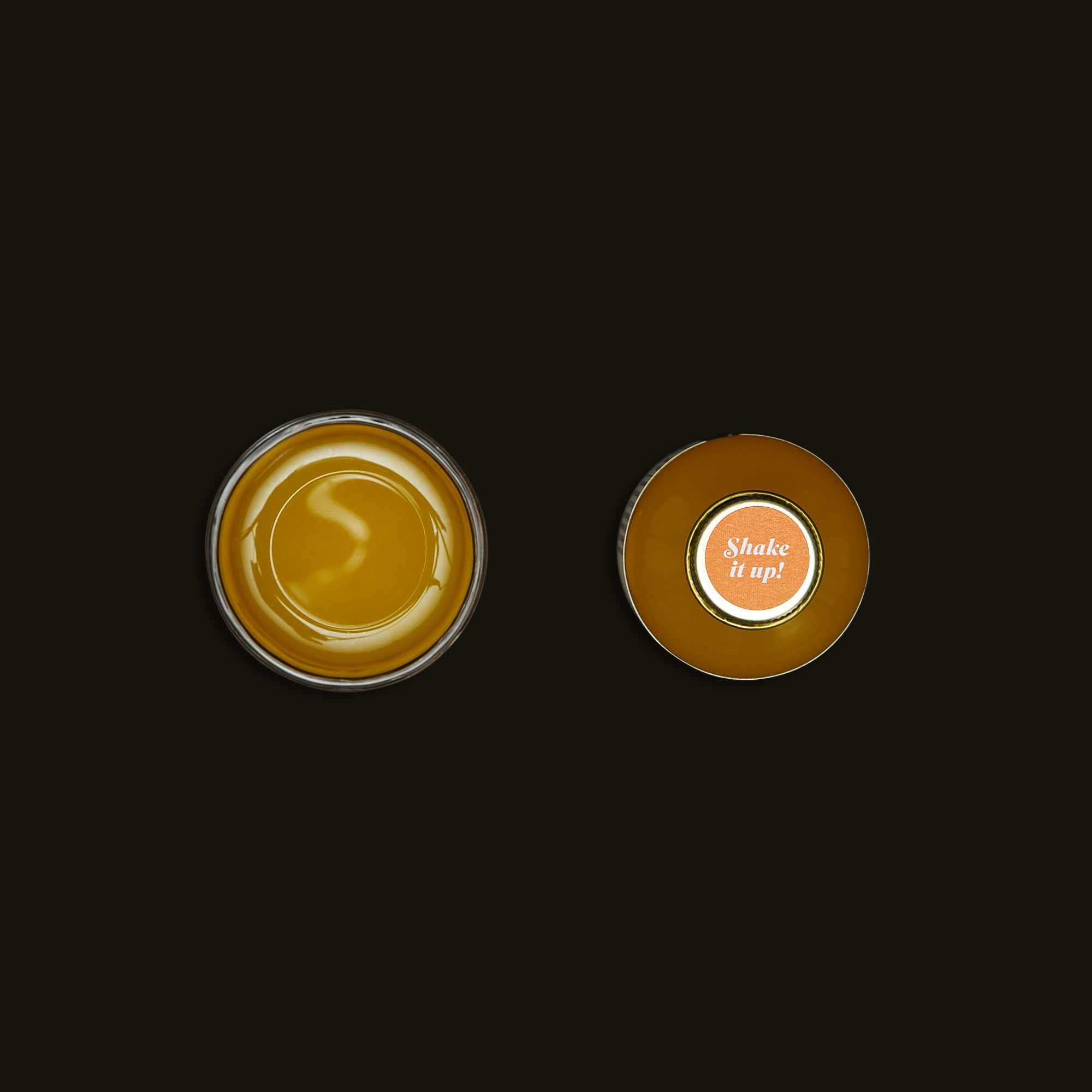 MONK No. 028 Turmeric | Lemon