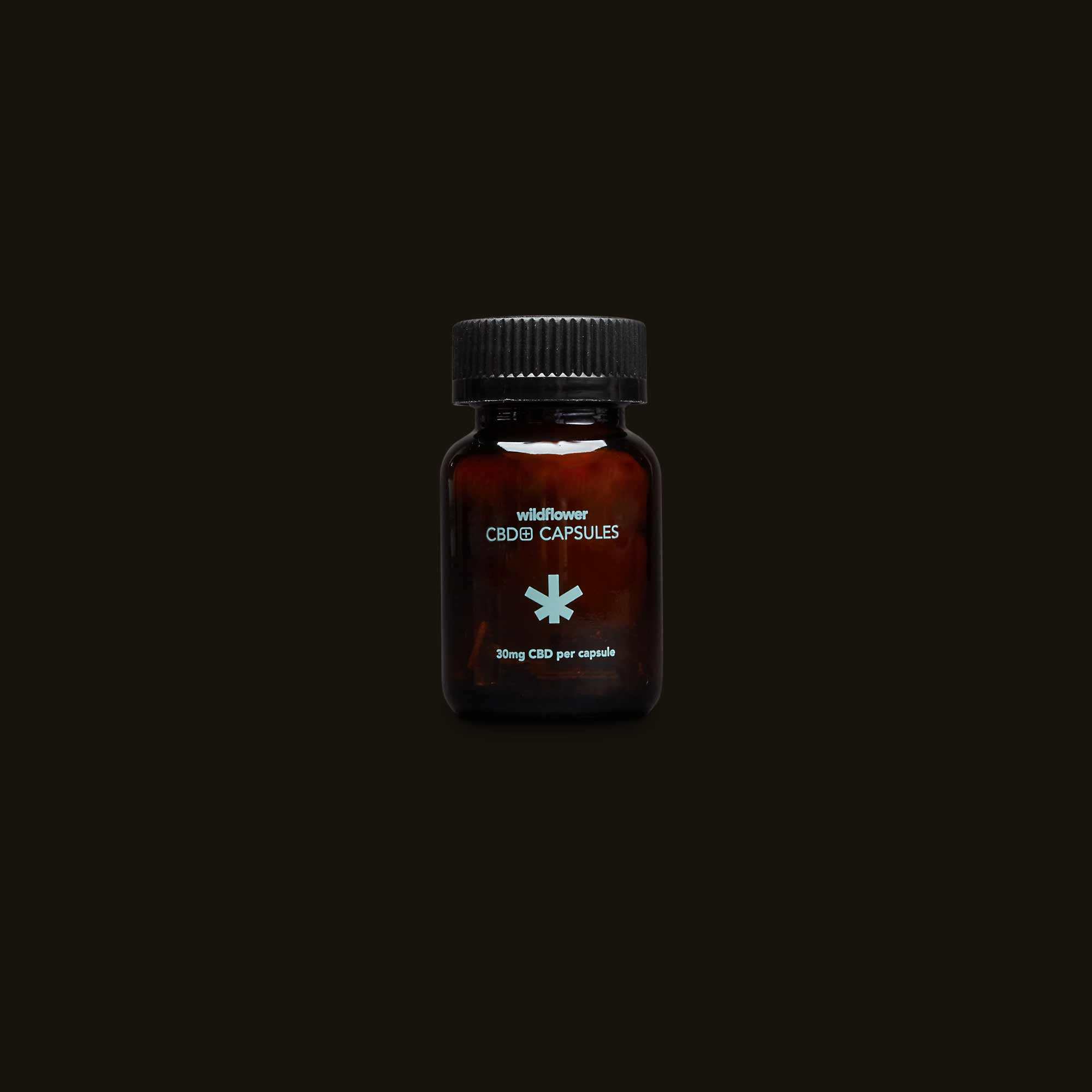 Wildflower CBD+ Capsules
