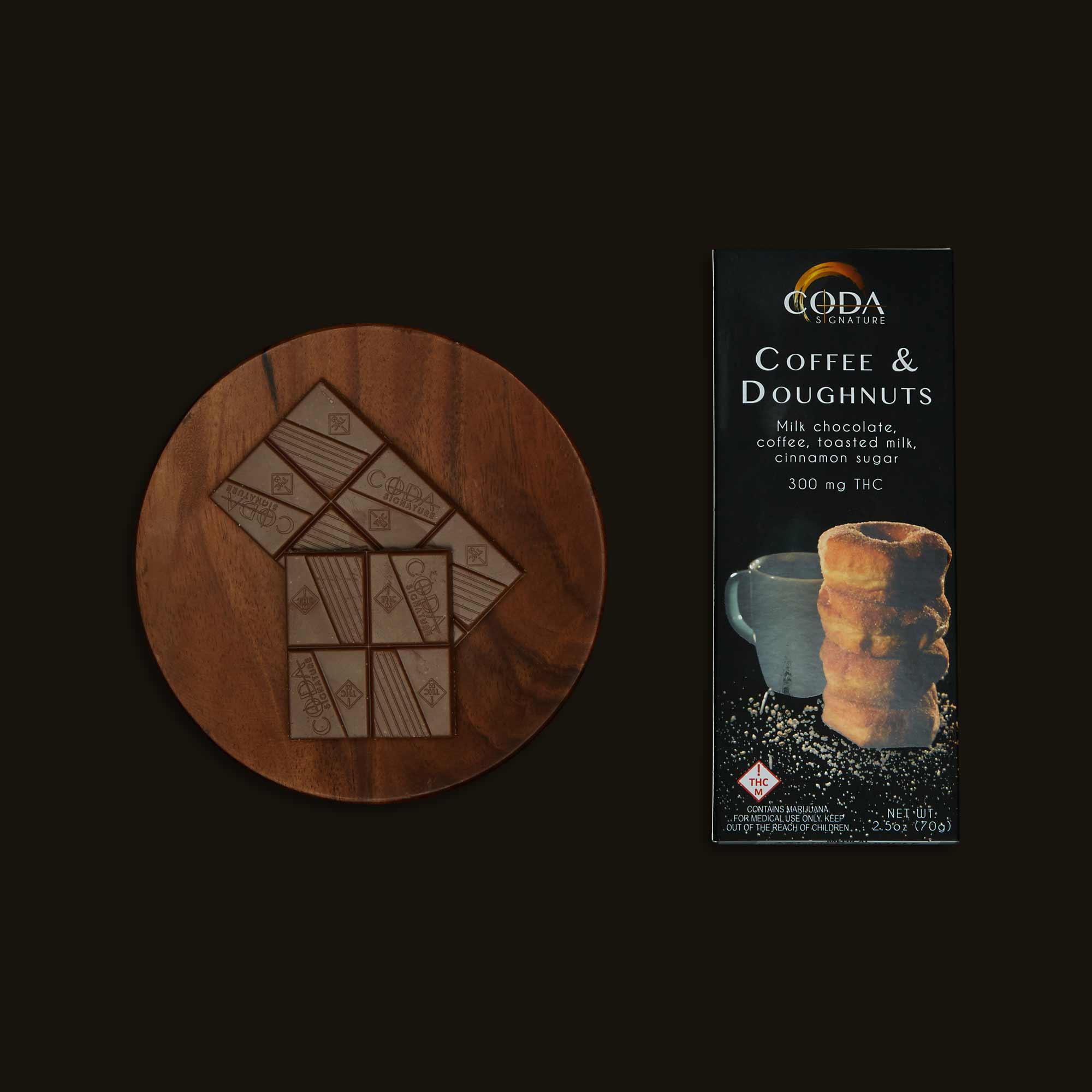 Coda Signature Coffee & Doughnuts: Extra Strength