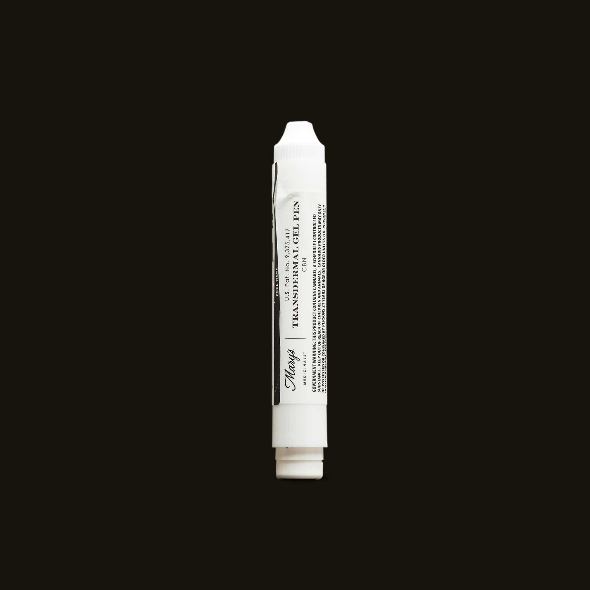 Mary's Medicinals CBN Transdermal Pen