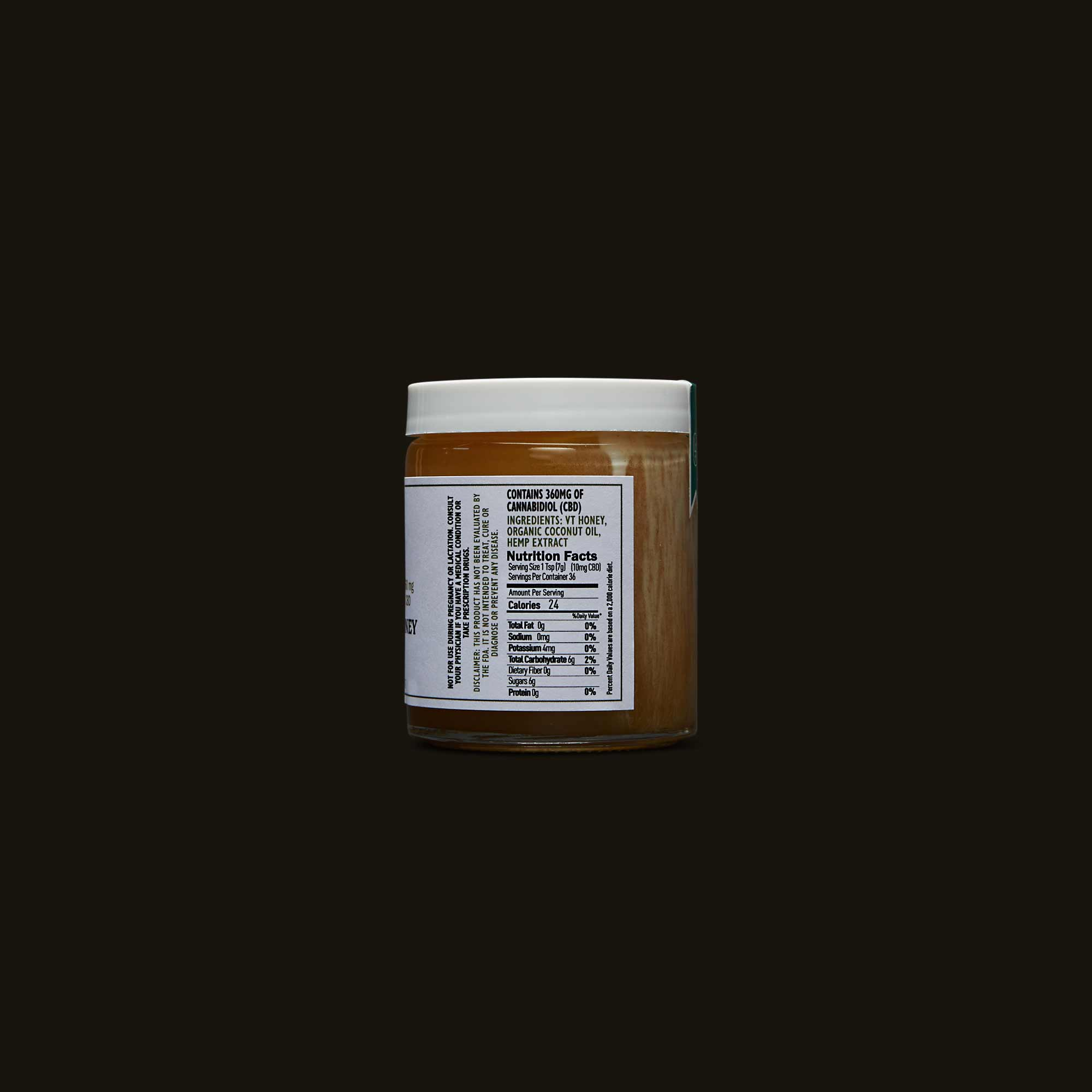 Luce Farm  Hemp Honey