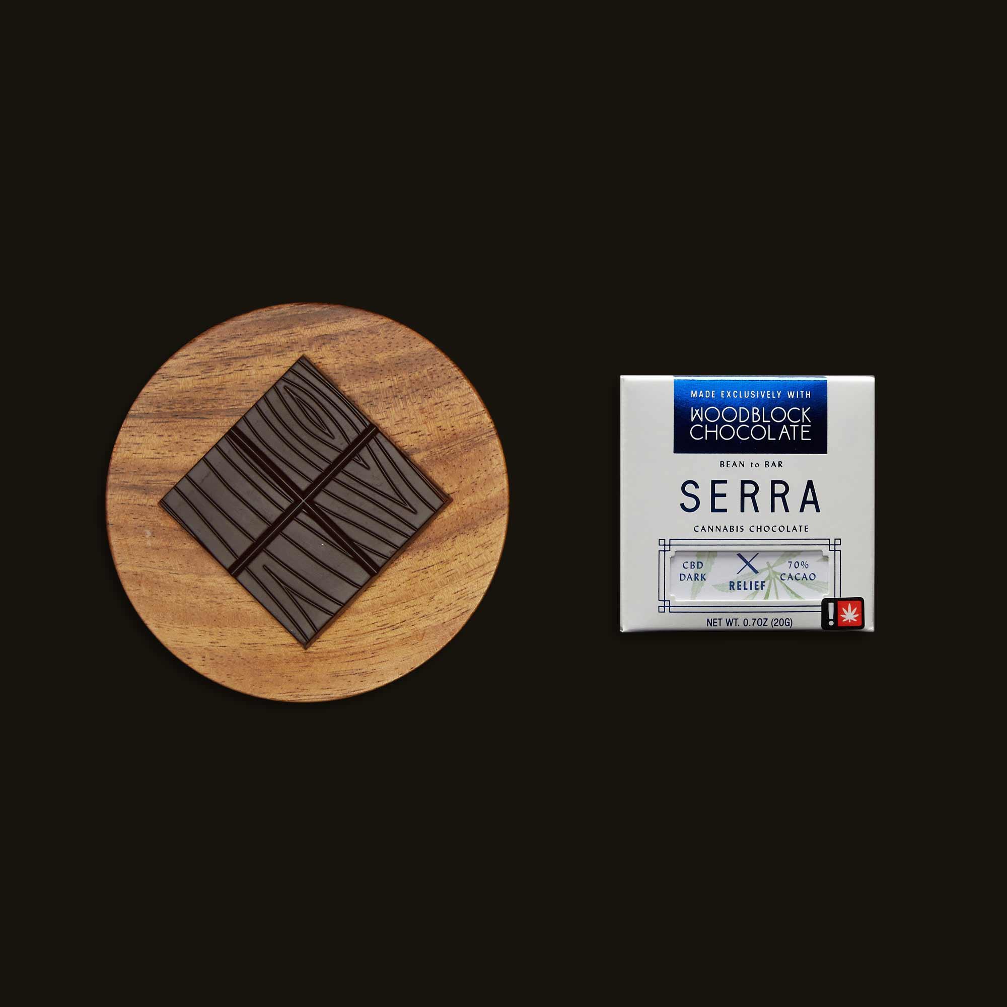 Serra Relief Squares