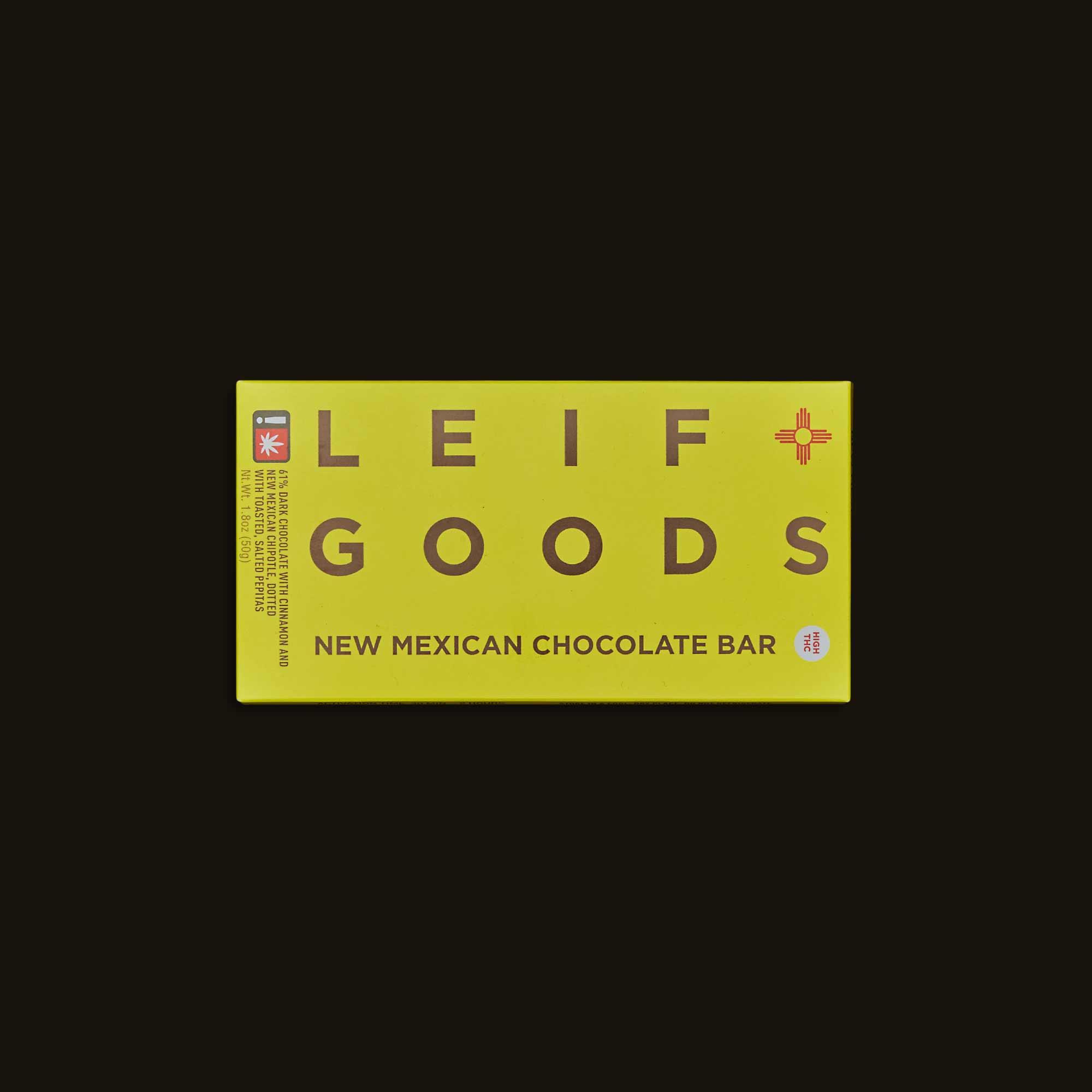 Leif Goods New Mexican Chocolate Bar